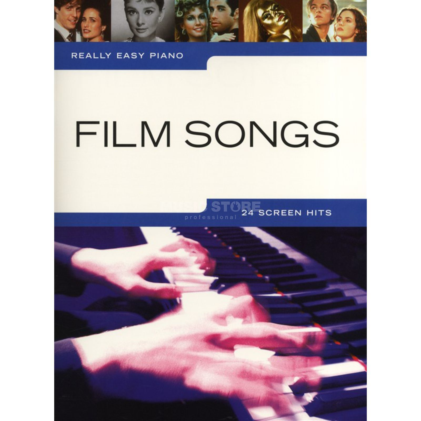 Wise Publications Really Easy Piano: Film Songs  Produktbillede