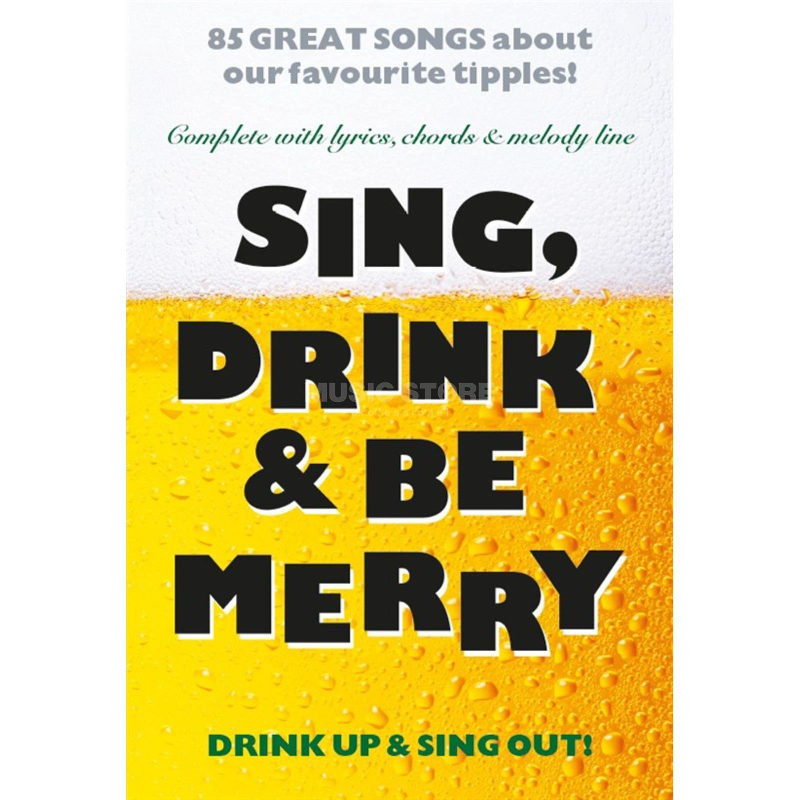 Wise Publications Sing, Drink And Be Merry Produktbillede