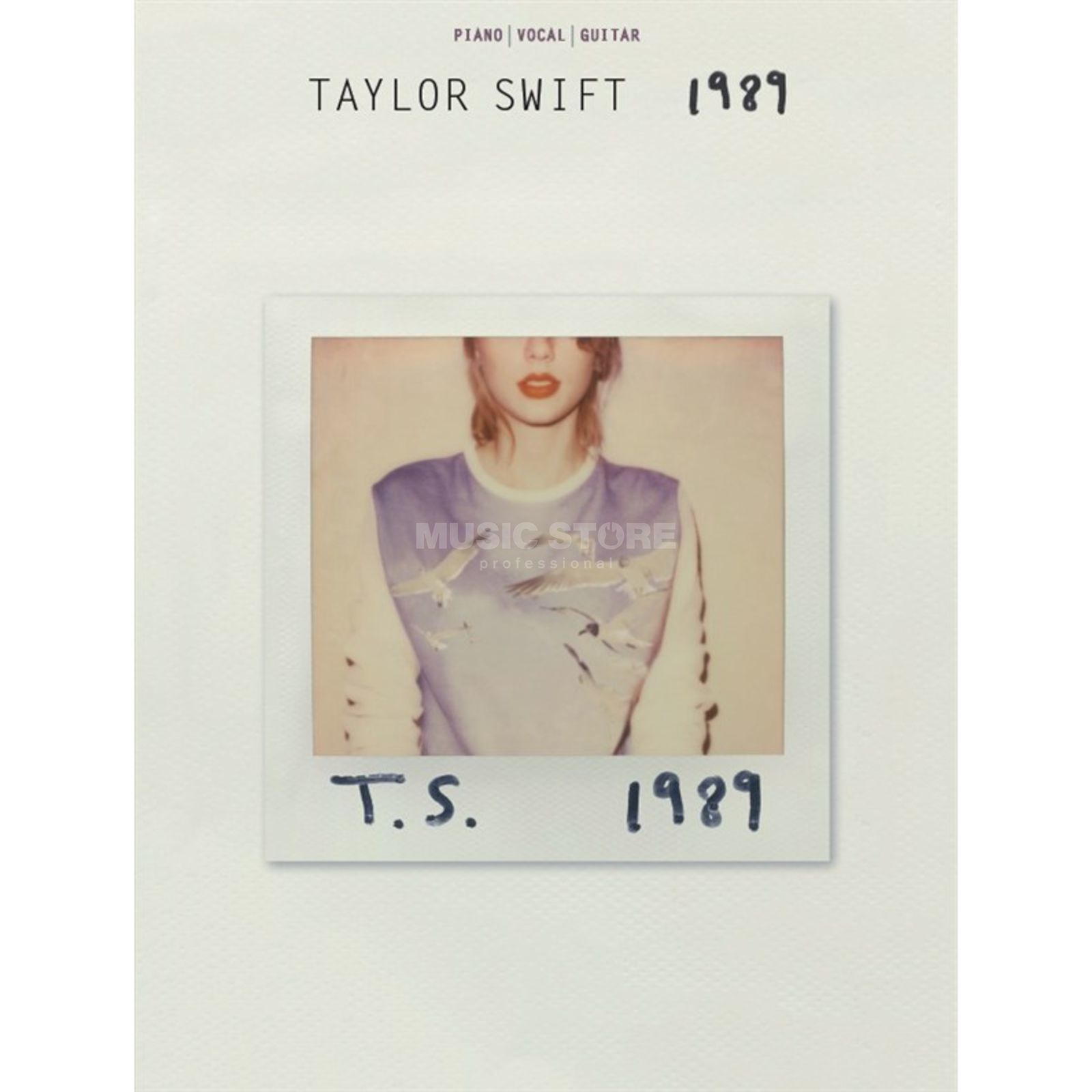 Wise Publications Taylor Swift: 1989 Produktbild