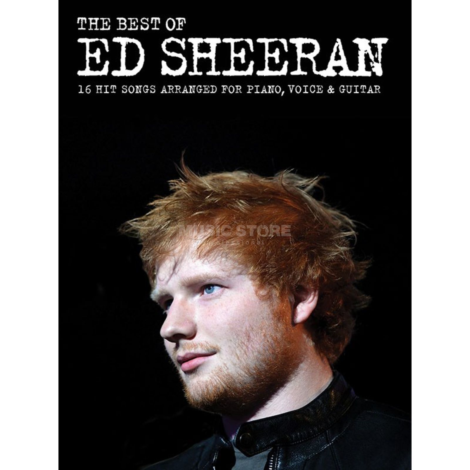 Wise Publications The Best Of Ed Sheeran PVG Produktbillede