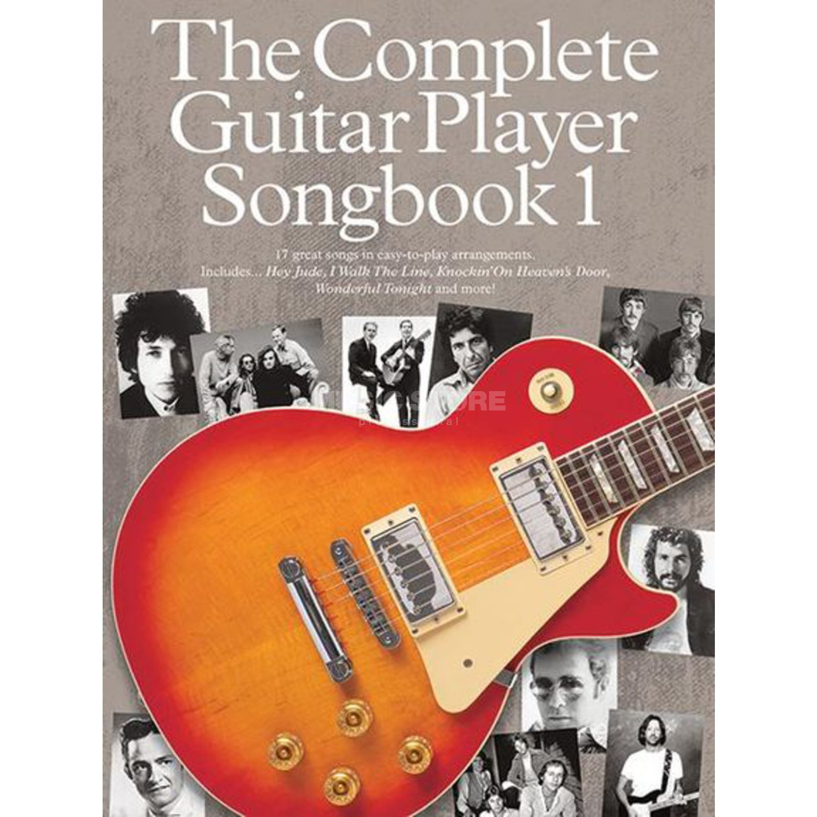 Wise Publications The Complete Guitar Player Songbook 1 - 2014 Edition Produktbild