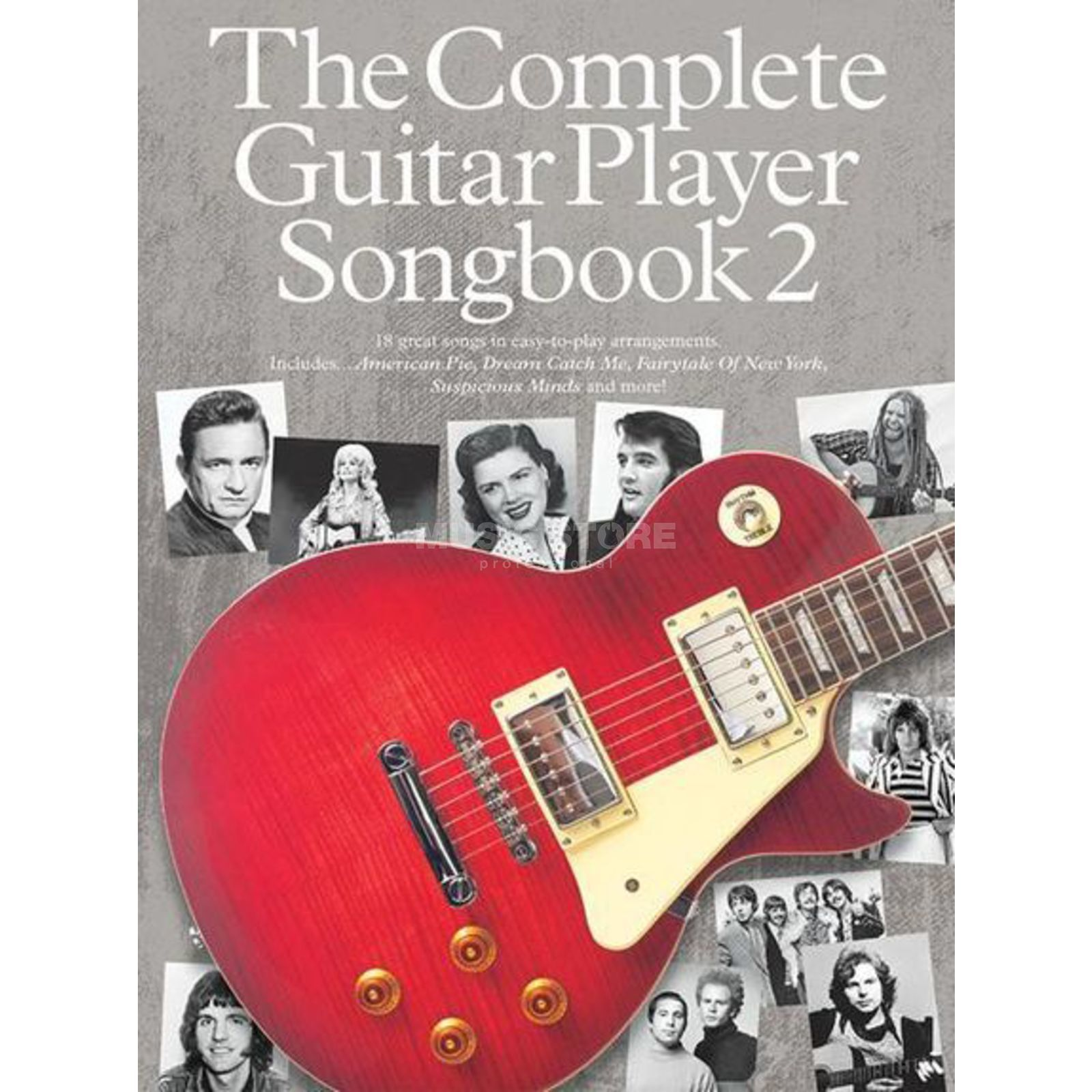 Wise Publications The Complete Guitar Player: Songbook 2 (2014 Edition) Produktbild