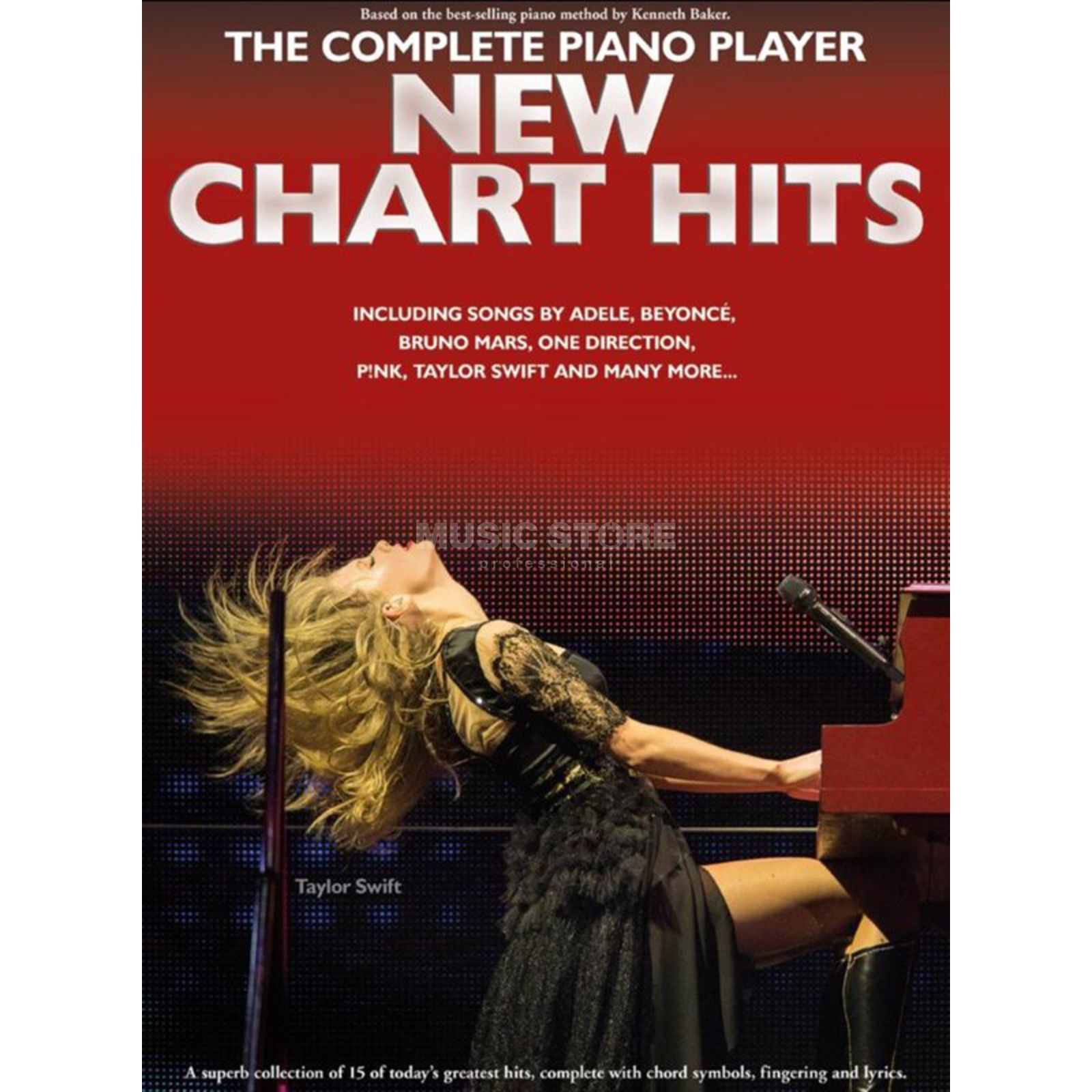 Wise Publications The Complete Piano Player New Chart Hits Piano Solo Produktbild