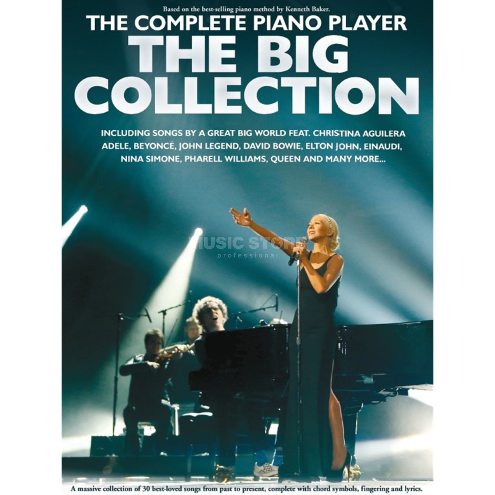 Wise Publications The Complete Piano Player The Big Collection, Piano solo Produktbild