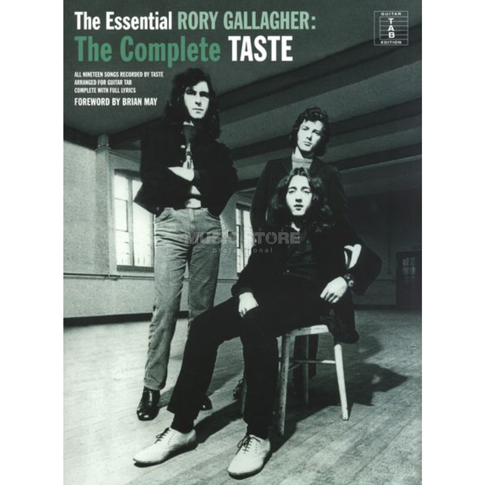 Wise Publications The Essential Rory Gallagher: The Complete Taste Produktbild