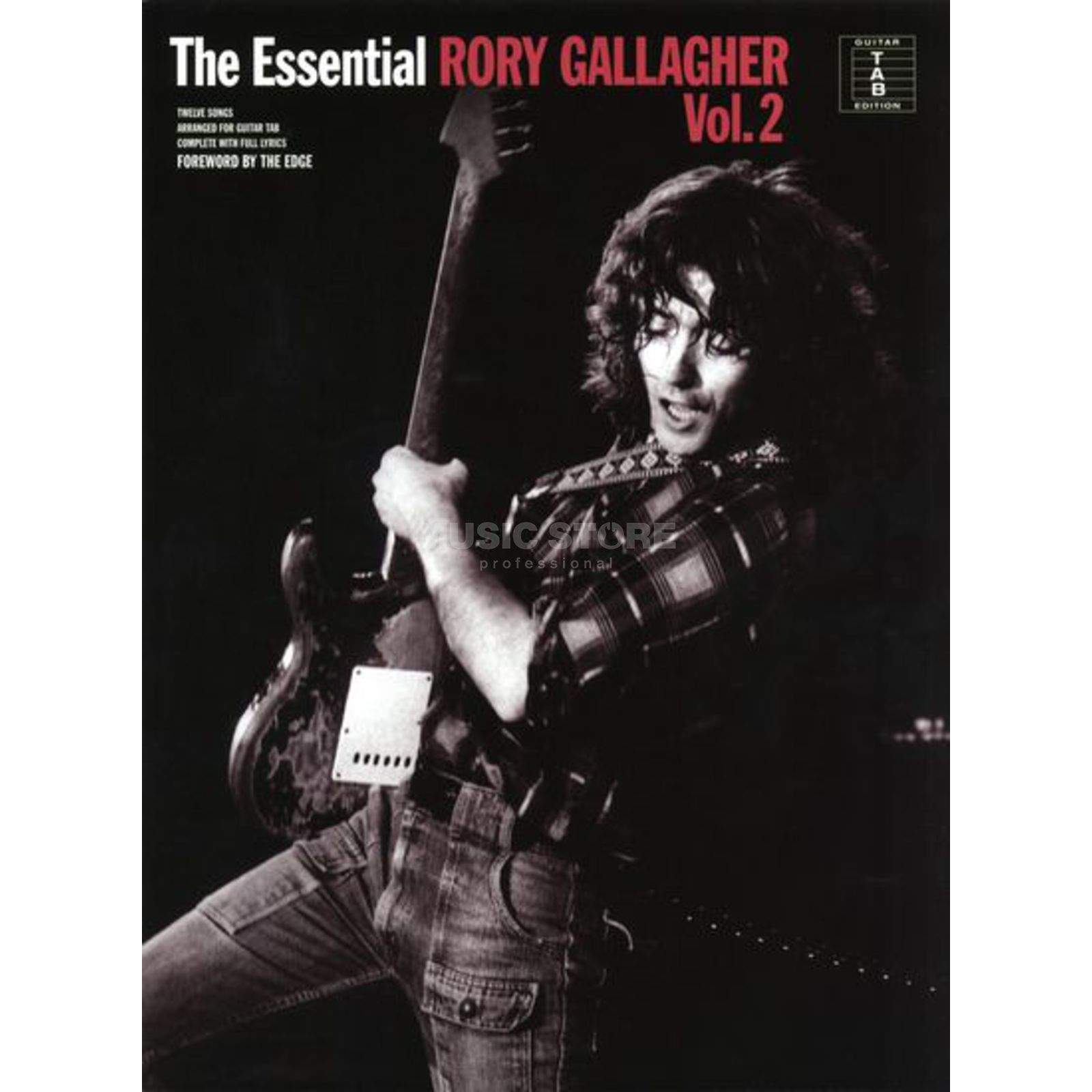 Wise Publications The Essential Rory Gallagher Volume 2 Produktbillede