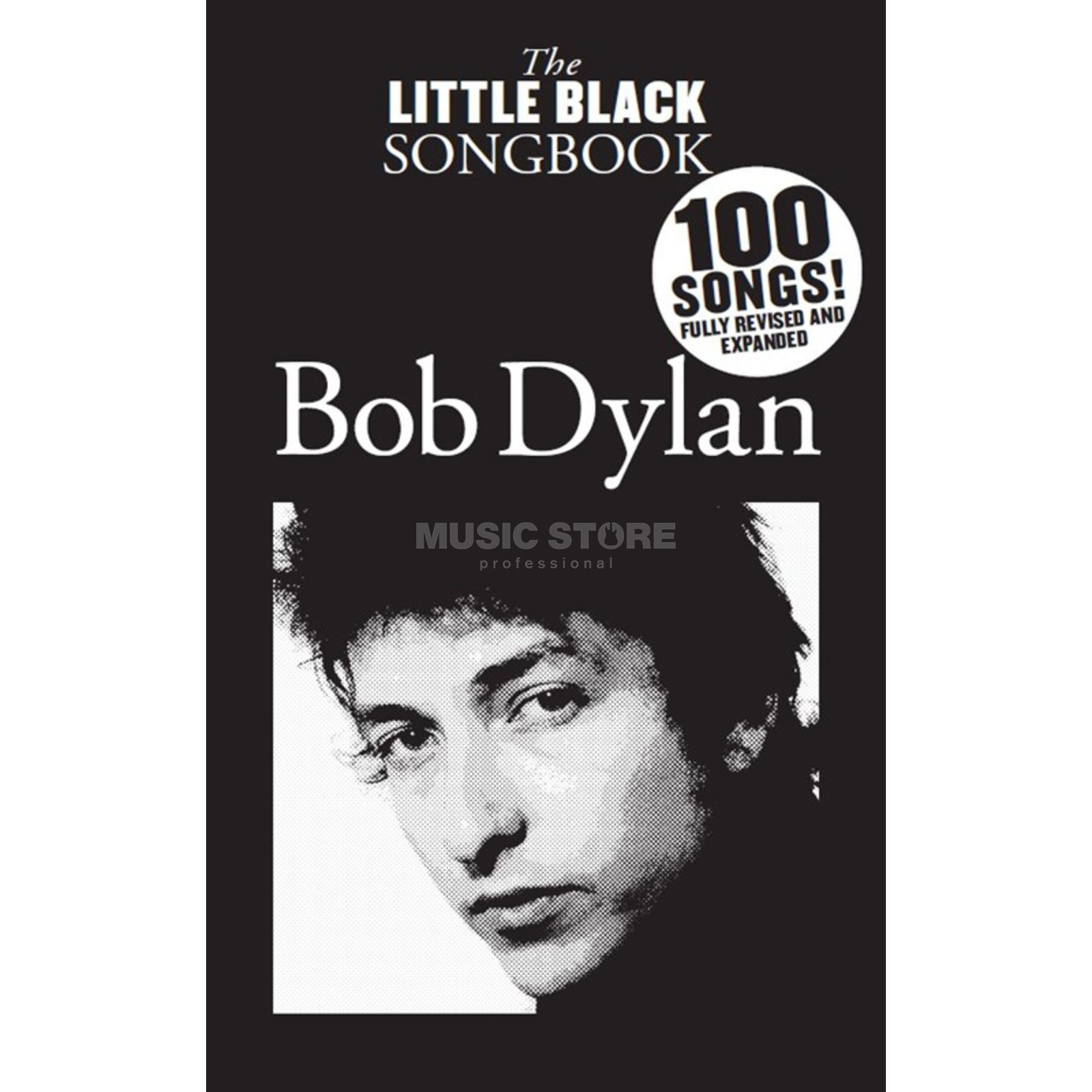 Wise Publications The Little Black Songbook: Bob Dylan Produktbillede