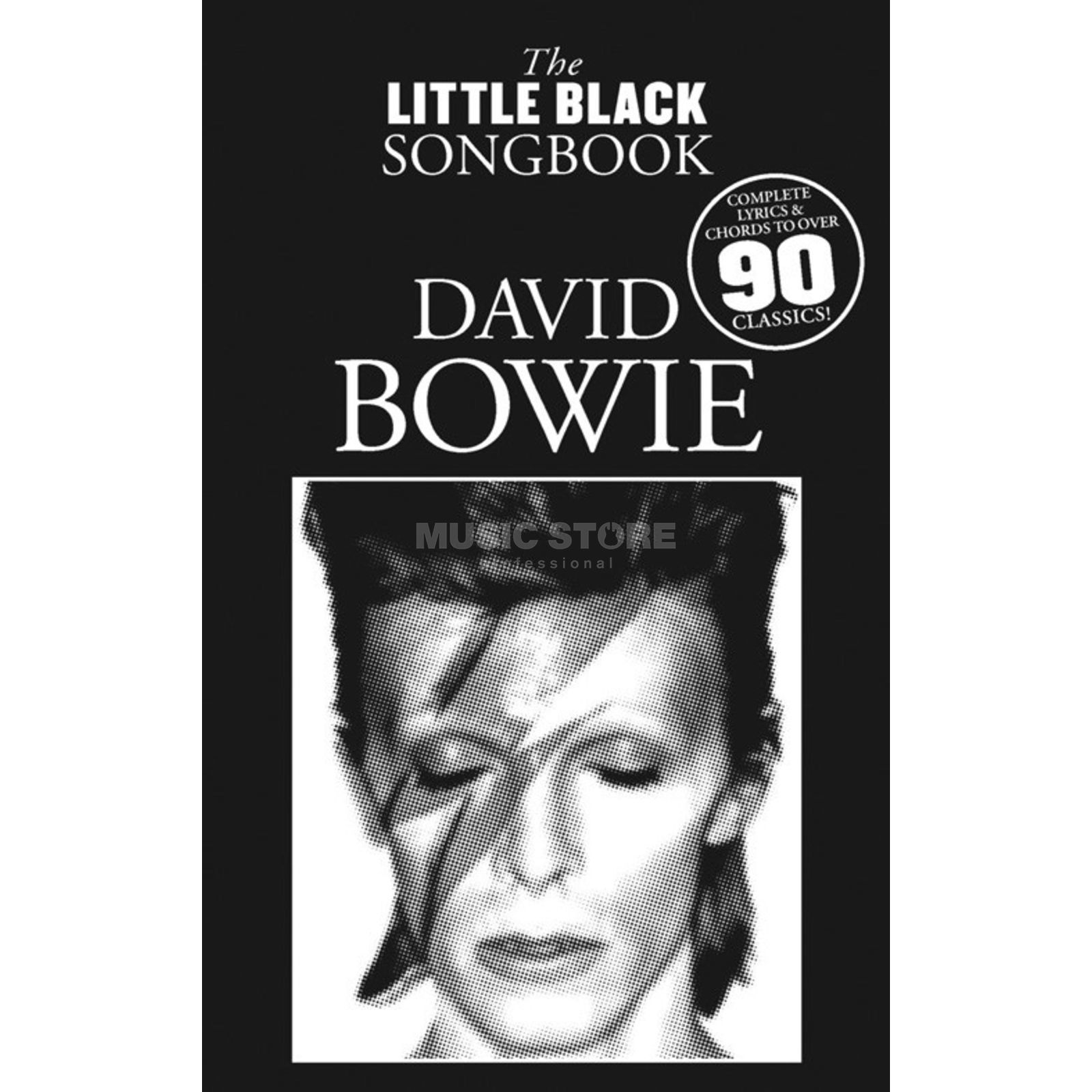 Wise Publications The Little Black Songbook: David Bowie Produktbild