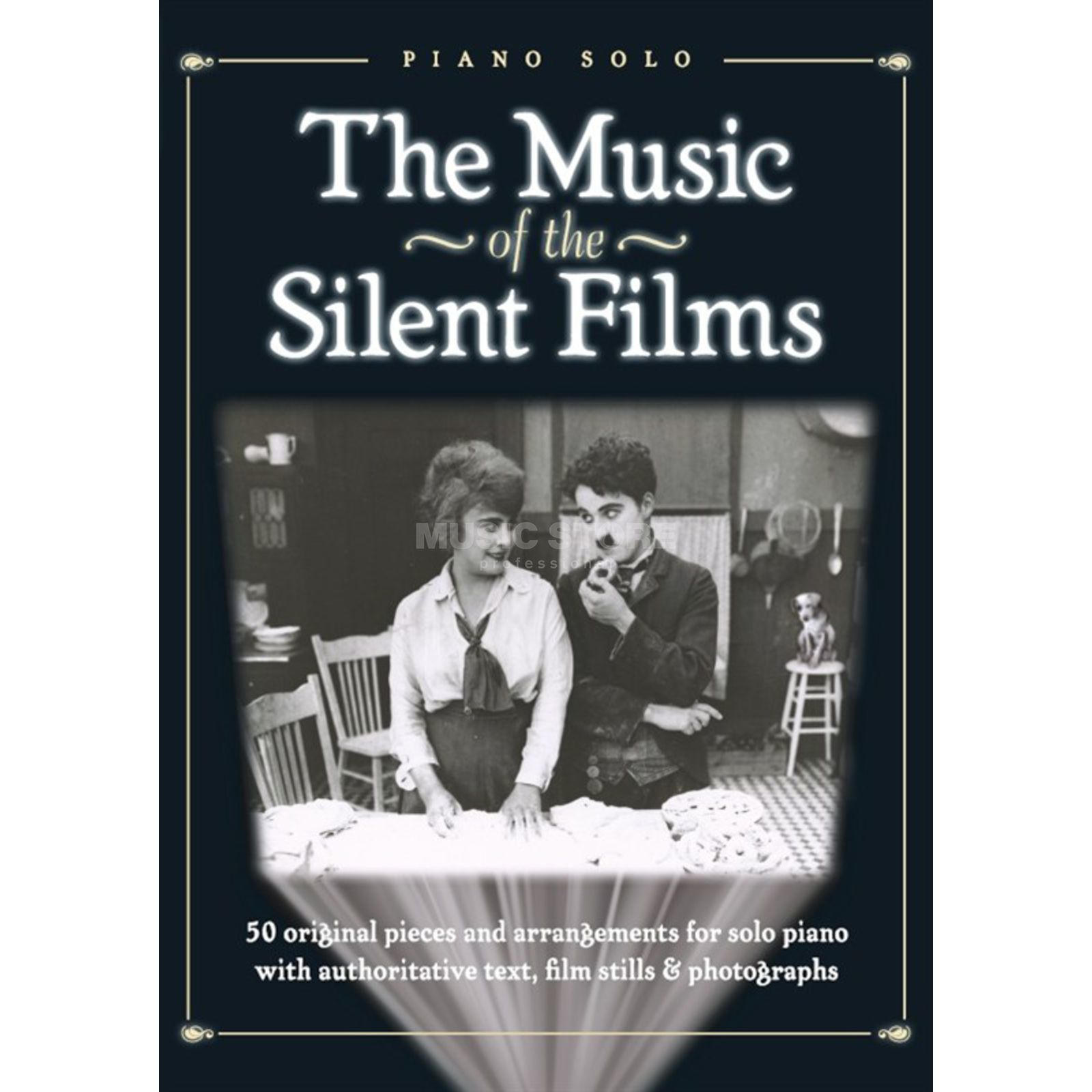Wise Publications The Music Of The Silent Films Klavier Produktbillede