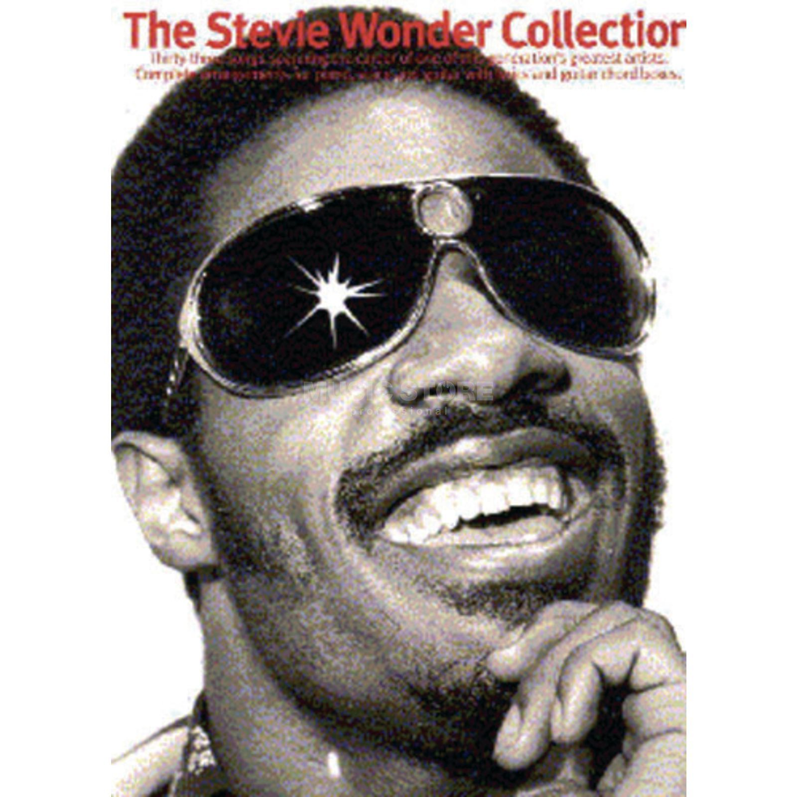 Wise Publications The Stevie Wonder Collection Produktbild