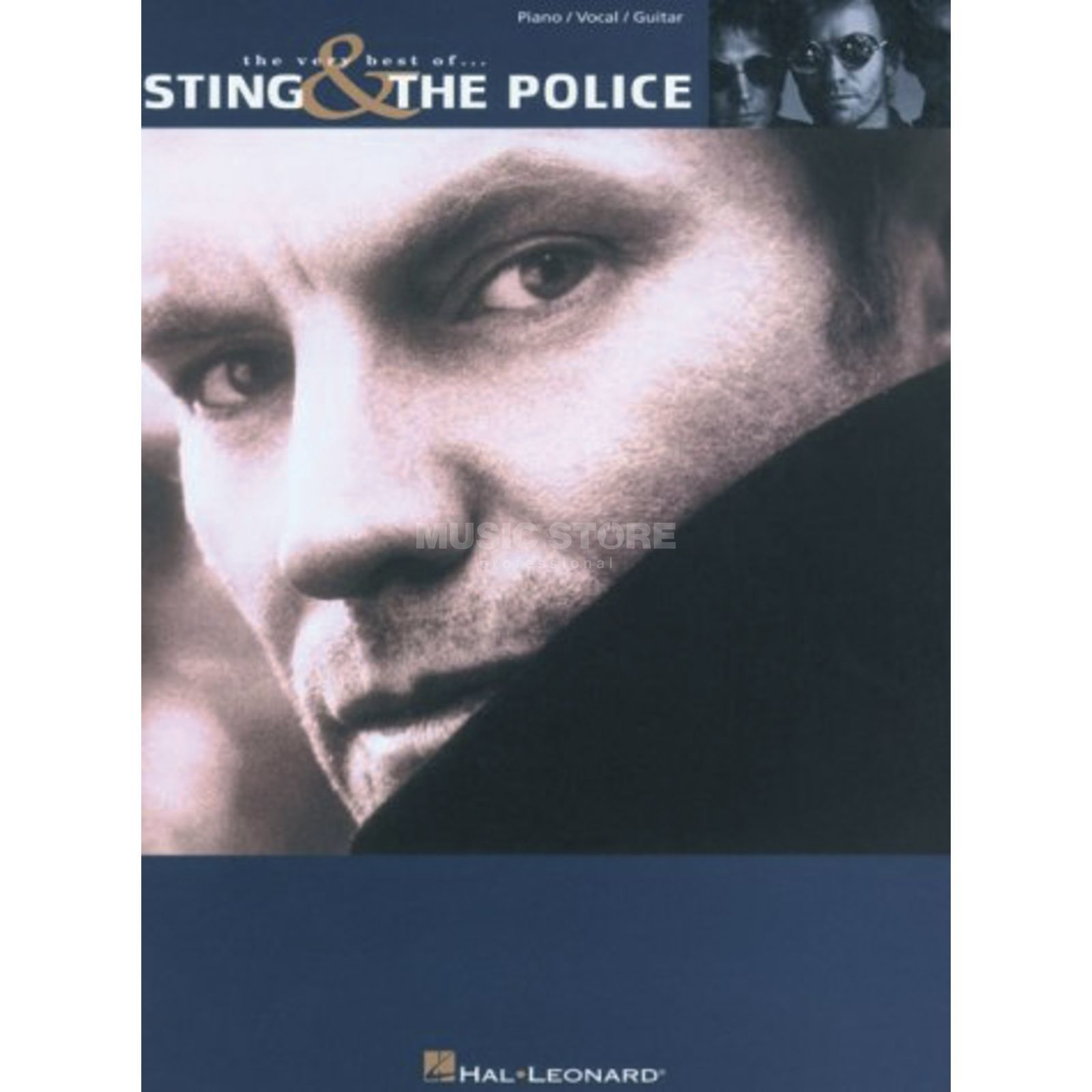 Wise Publications The Very Best Of Sting And The Police Produktbild