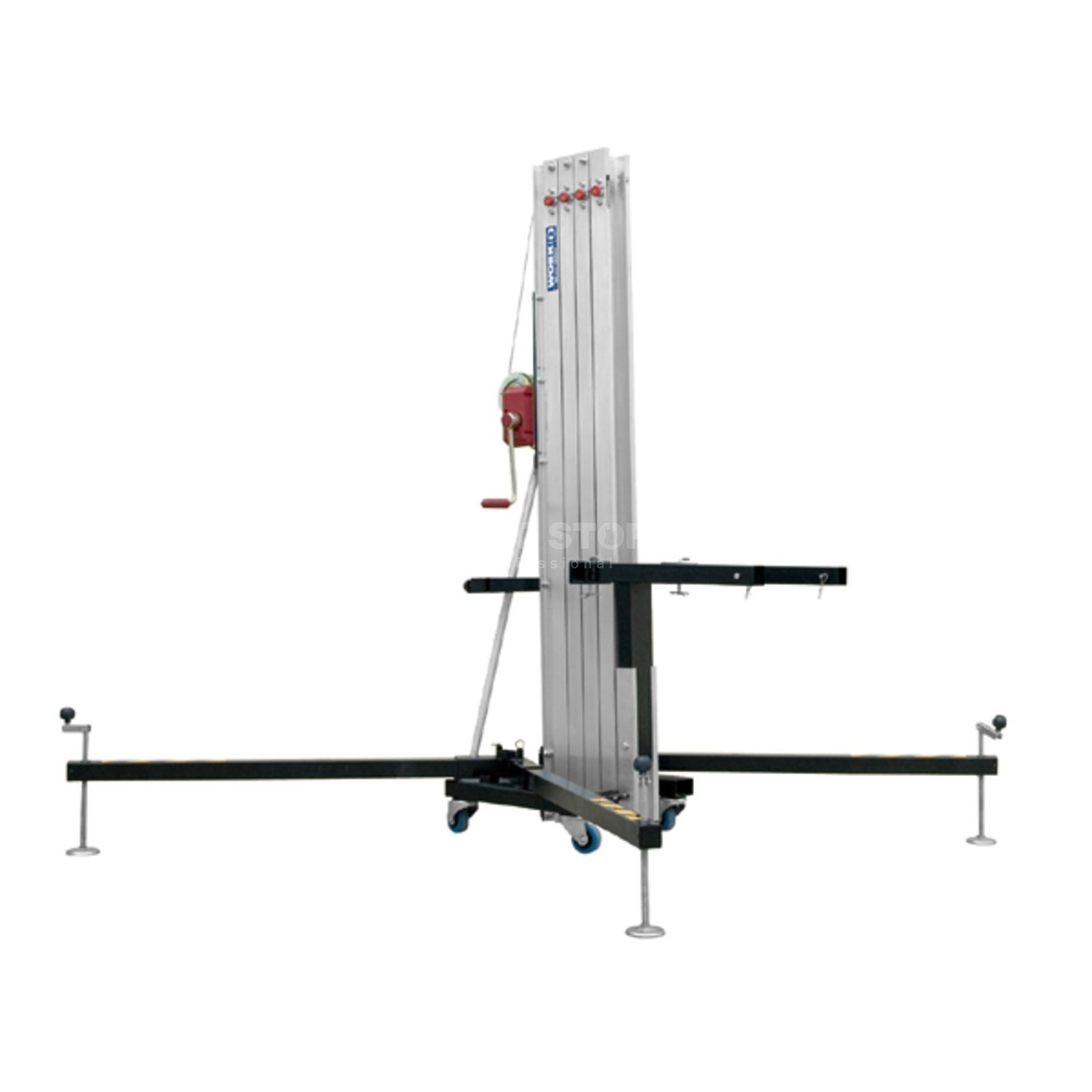 Work LW 425 R Traversenlift 150kg, 6,5m BGV C1 Product Image
