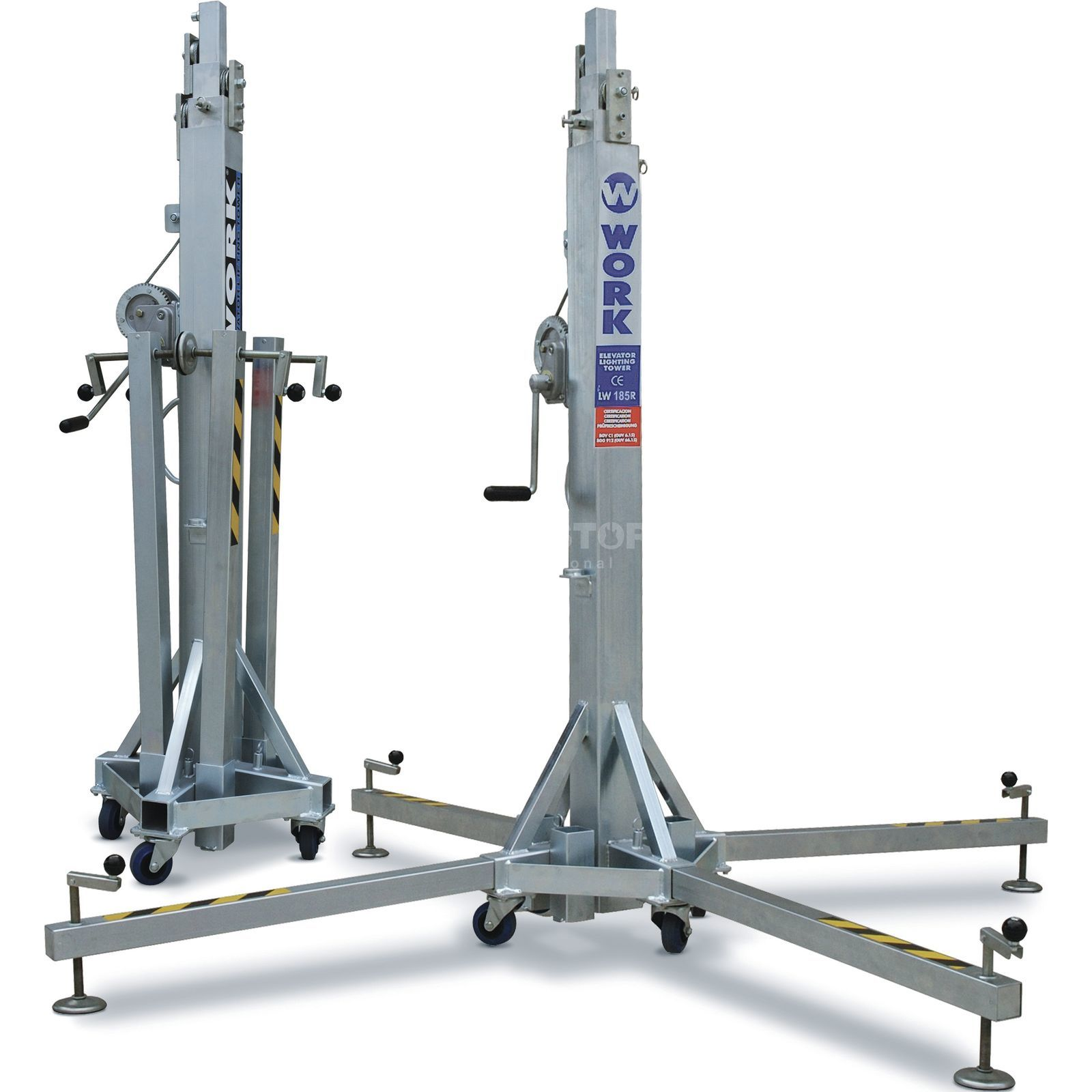Work Stand LW 185  Product Image
