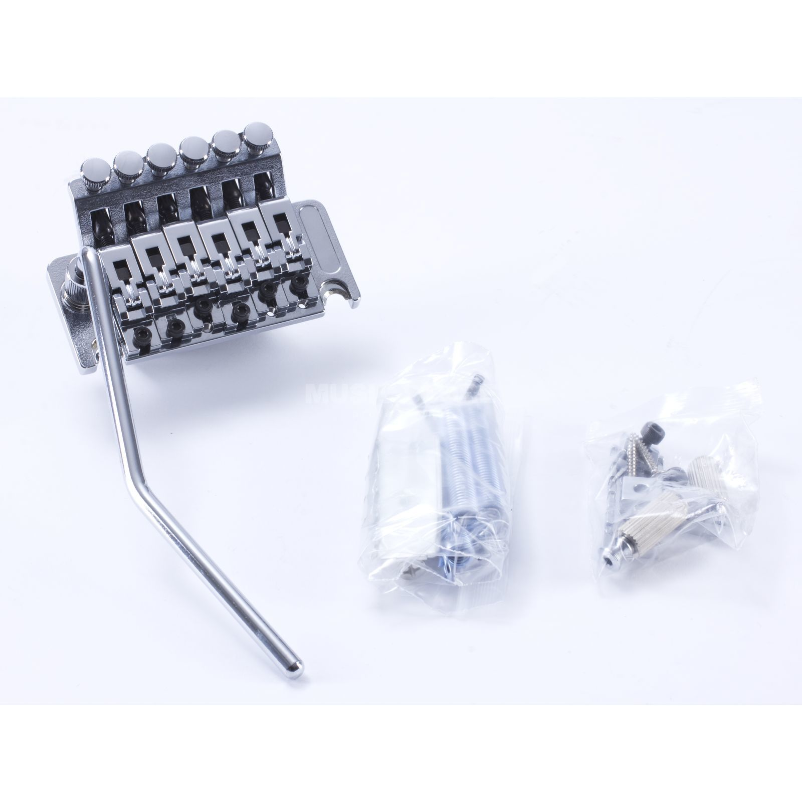 WSC Partsland Floyd Rose licensed chrom, 43mm locknut, endmount Produktbild