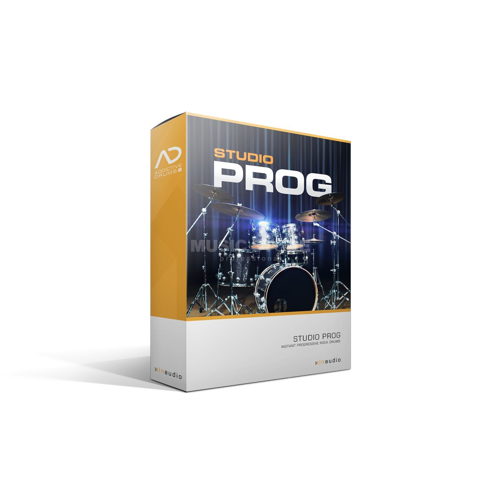 XLN Audio Addictive Drums 2 AD PAK Instant Progressive Rock Produktbild