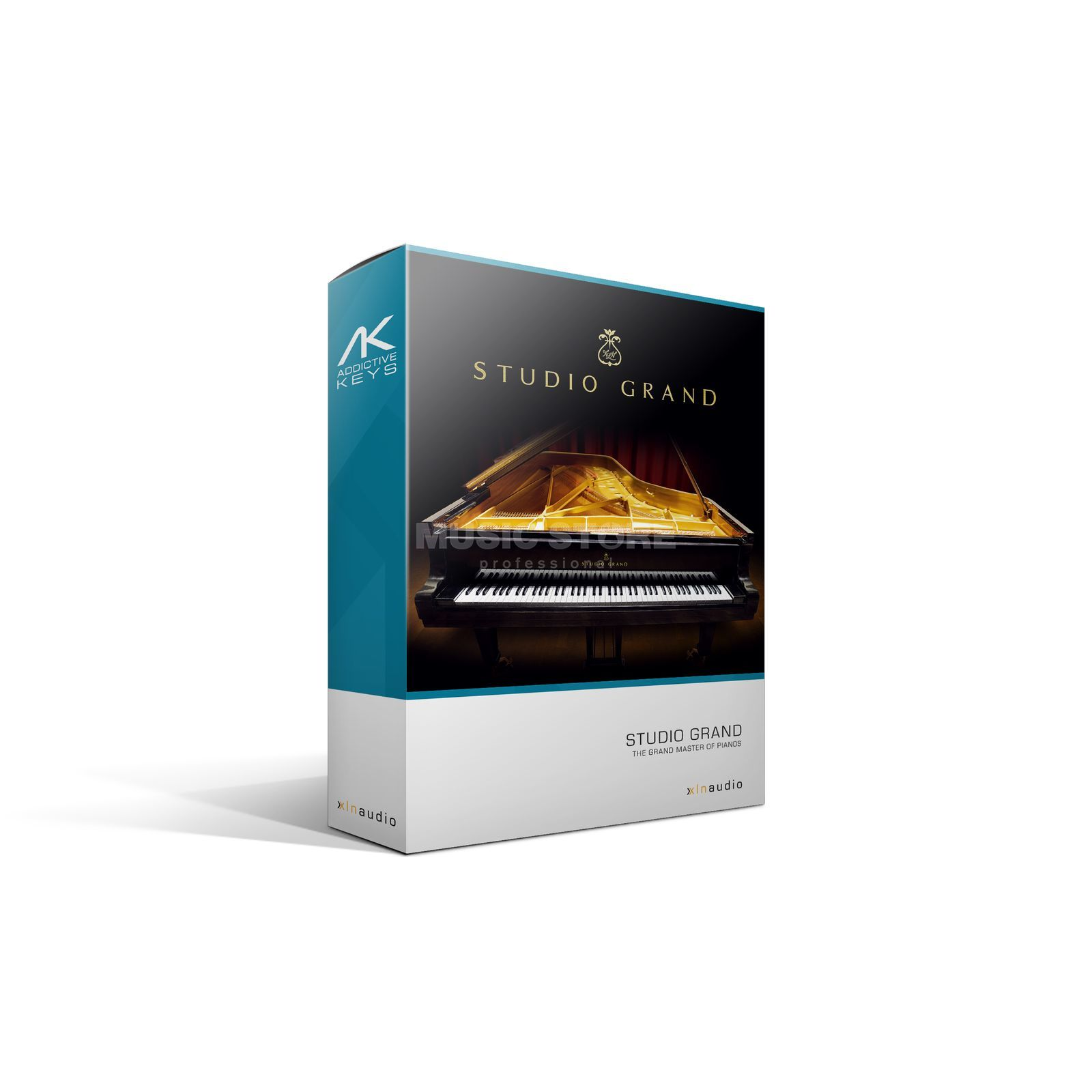 XLN Audio Addictive Keys Studio Grand  Produktbillede