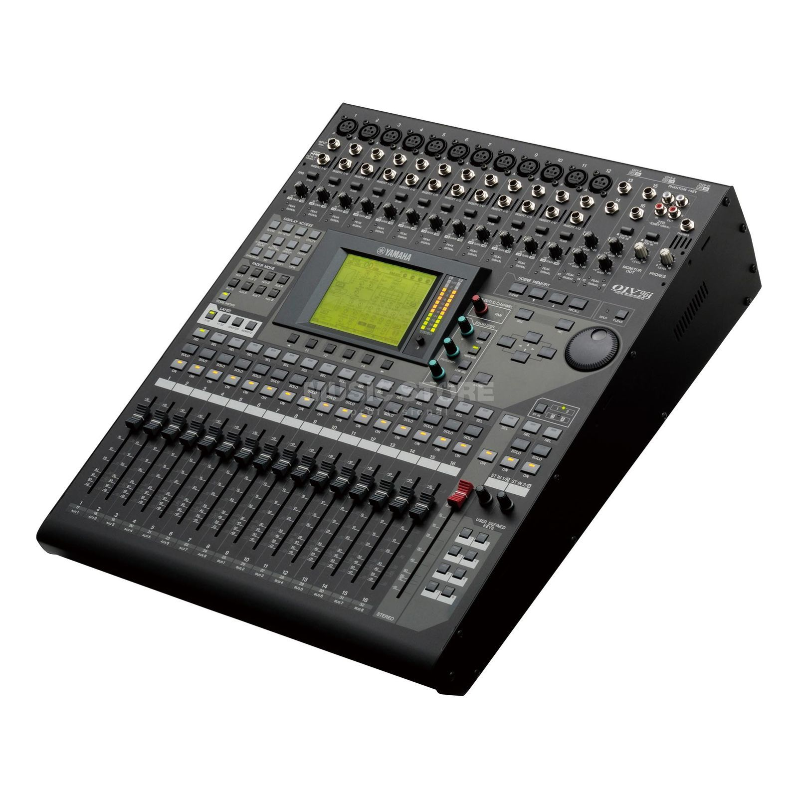 Yamaha 01v 96i table de mixage num rique incl vcm plugins usb2 0 - Table de mixage yamaha usb ...