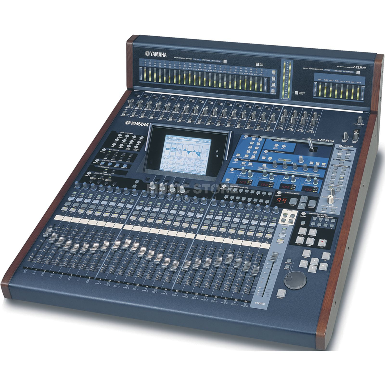 Yamaha 02r 96 vcm table de mixage num rique version v2 56 for Table de mixage xpress 6 keywood