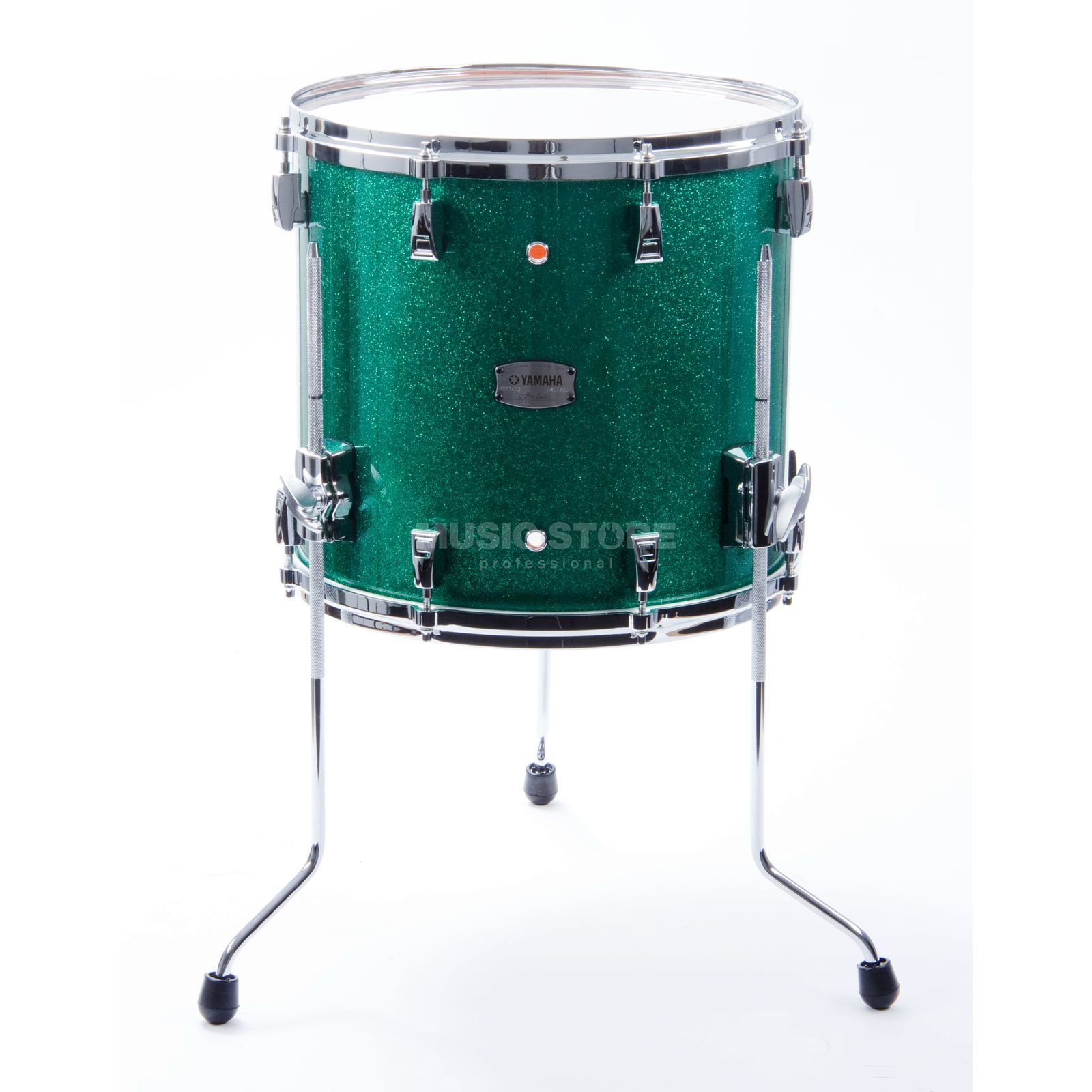 "Yamaha Absolute Maple Hybrid FloorTom 14""x13"", Jade Green Sp. #JGS Produktbild"