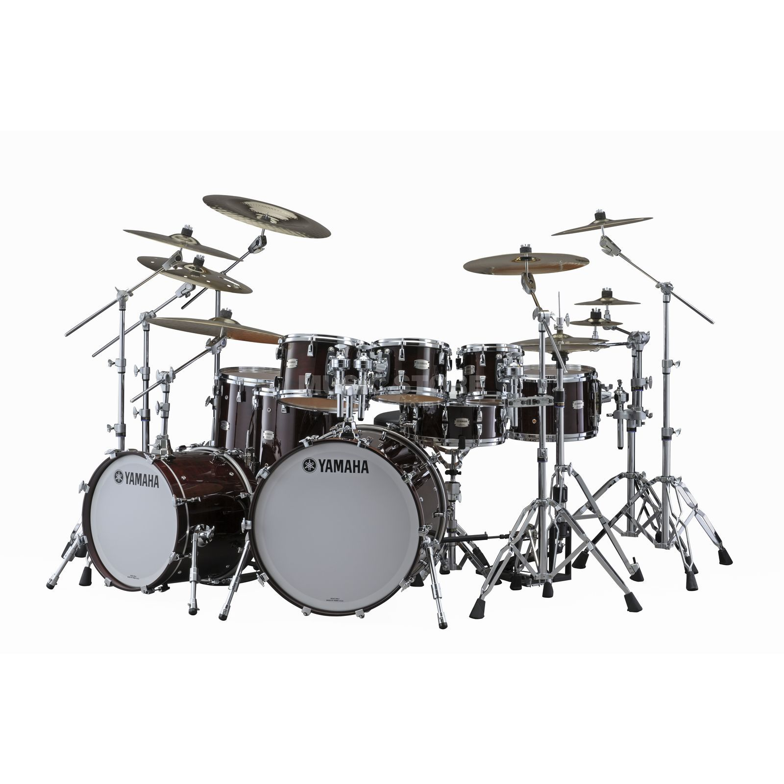 Yamaha Absolute Maple Hybrid Studio, Classic Walnut #WLN Produktbild