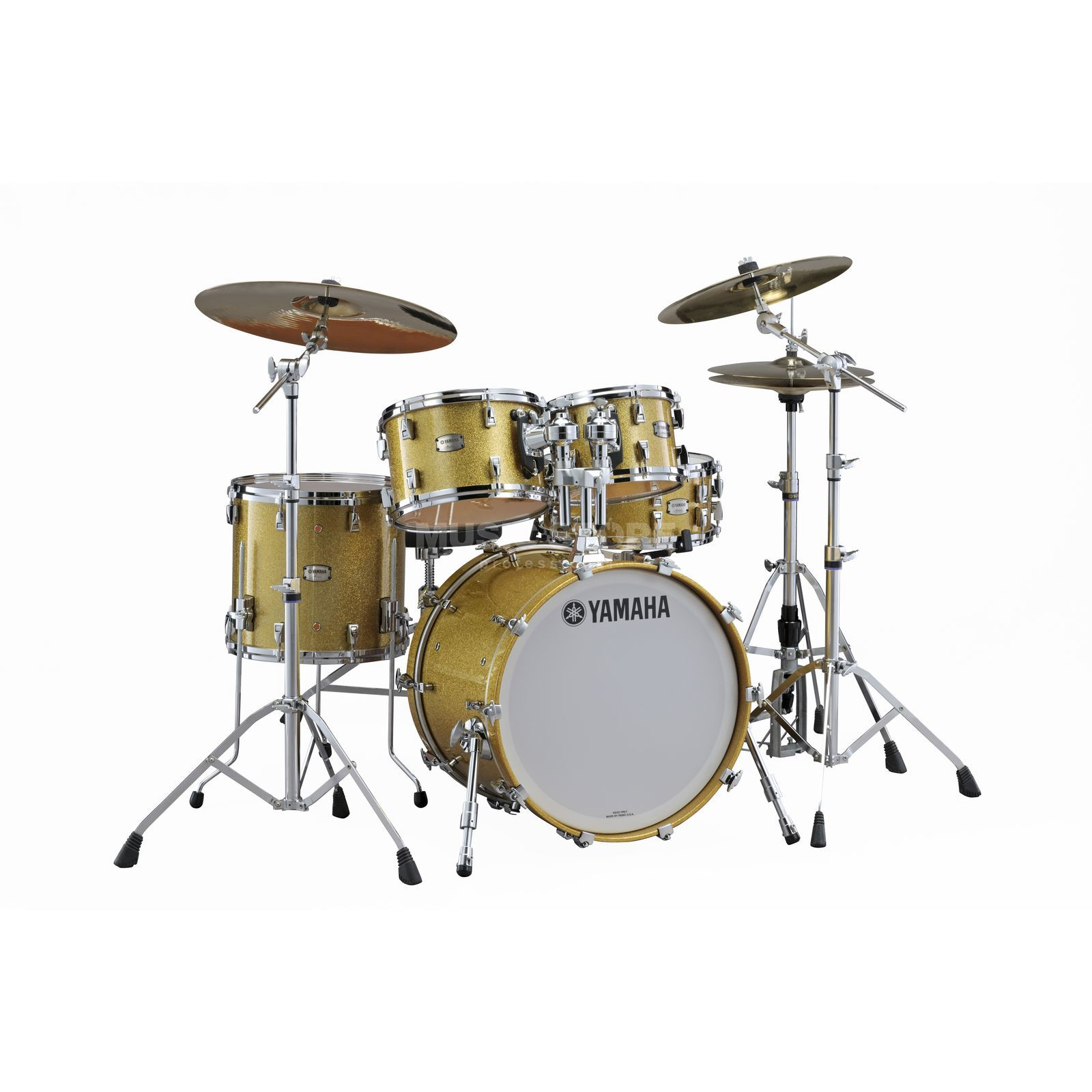 Yamaha Absolute Maple Hybrid Studio, Gold Champagne Sparkle #GCS Produktbild