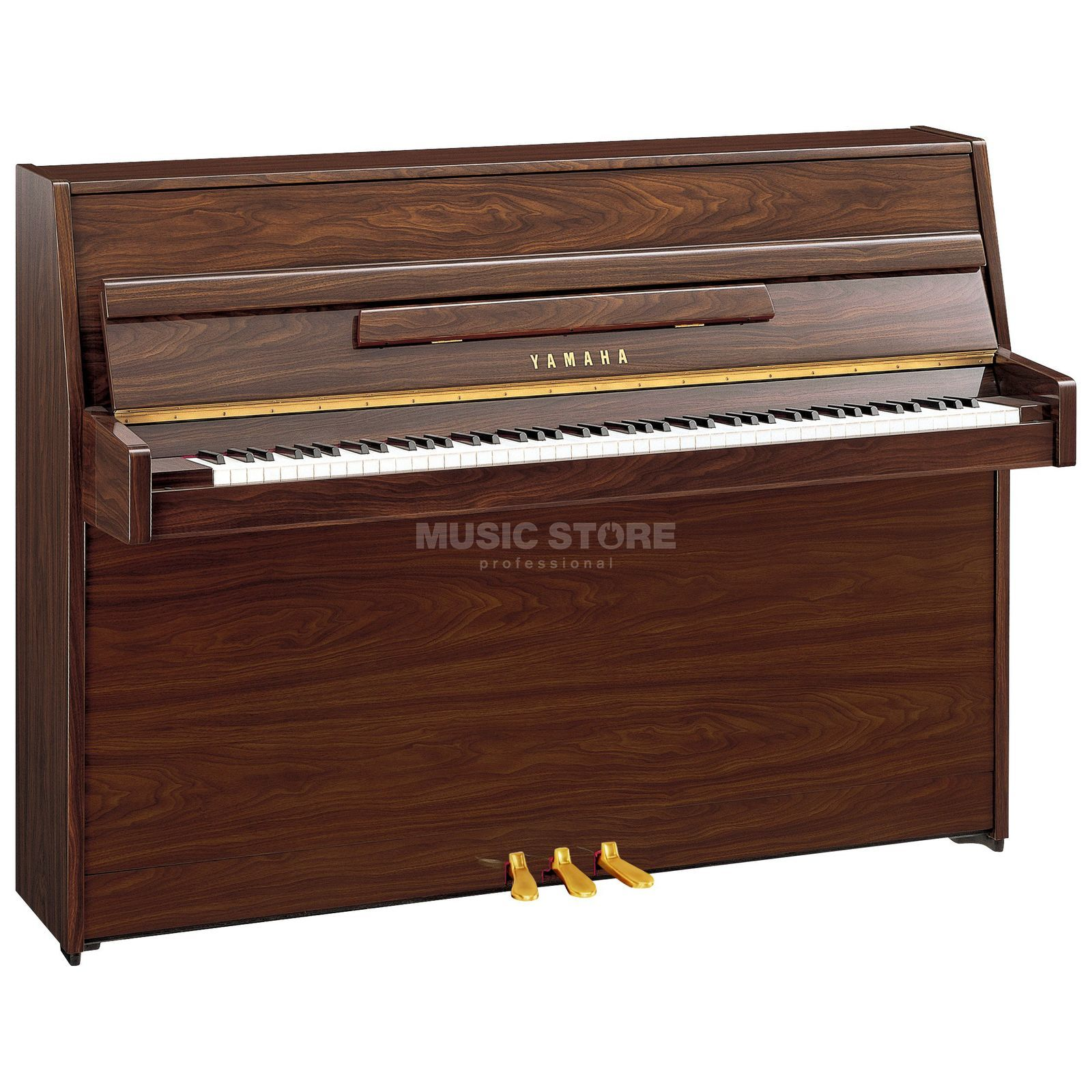 Yamaha B1 OPDW      Piano 109cm Walnut dark polished Produktbillede
