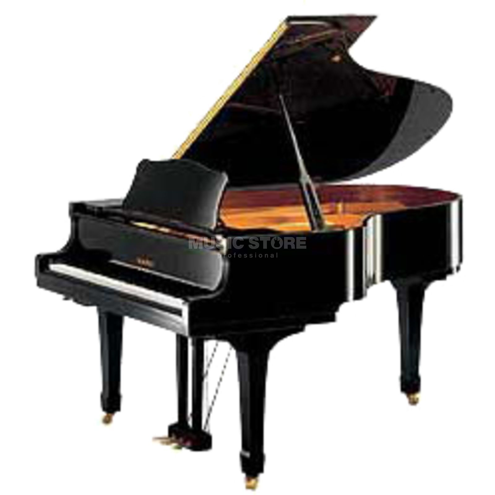 Yamaha C 3 Grand Piano Black-polished DEMO Item Produktbillede