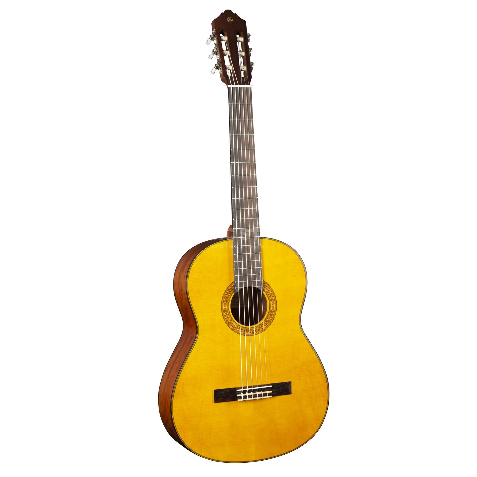 Yamaha CG122MS Classical Guitar, Matt e Natural   Produktbillede