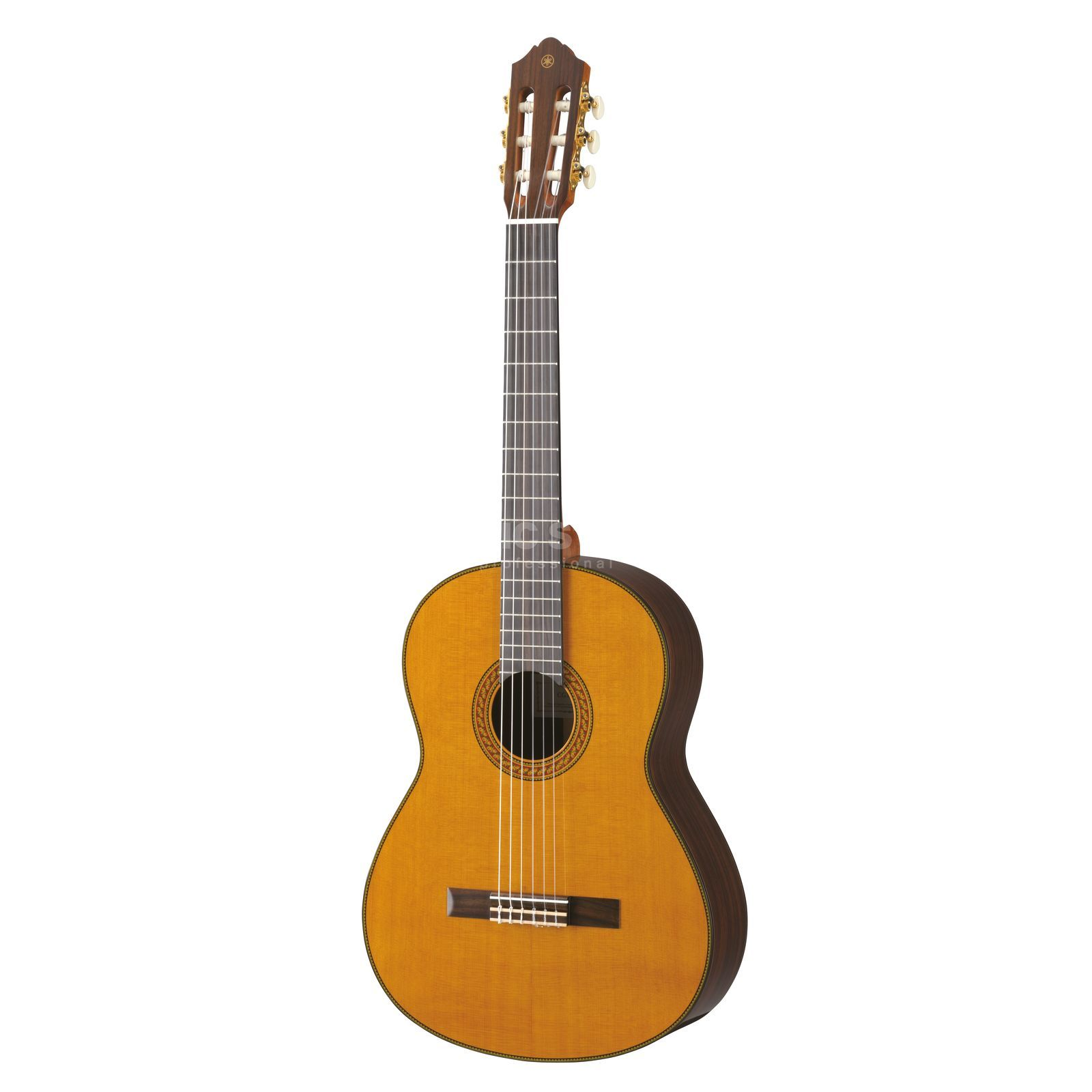 Yamaha CG192 Classical Acoustic Guita r, Natural   Produktbillede