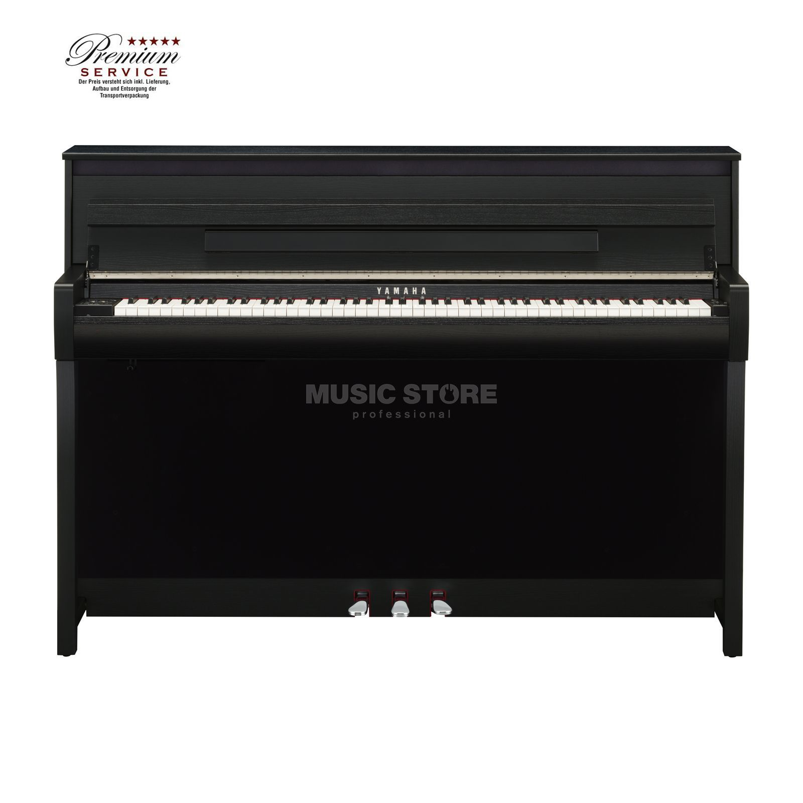 yamaha clavinova clp 685 b. Black Bedroom Furniture Sets. Home Design Ideas