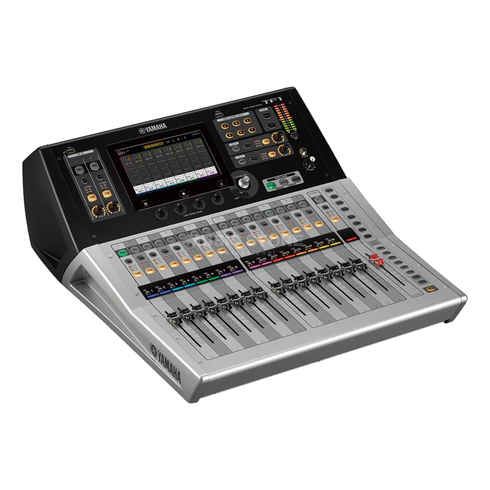 Yamaha commercial audio TF1 Digitalmixer 40 Kanal Produktbild