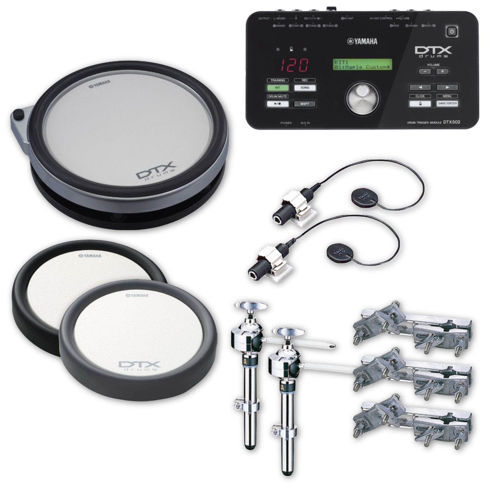 Yamaha DTX Hybrid Extension Pack Product Image