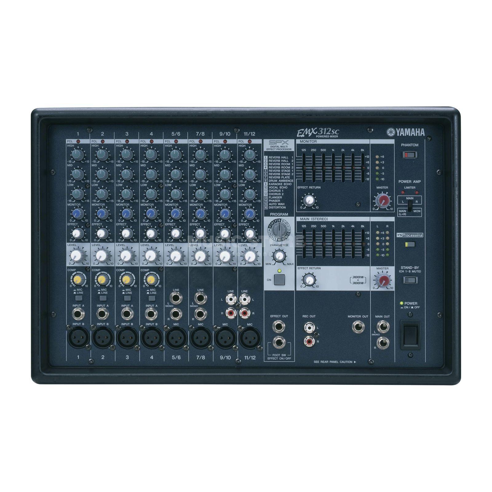 Yamaha Stagepas I