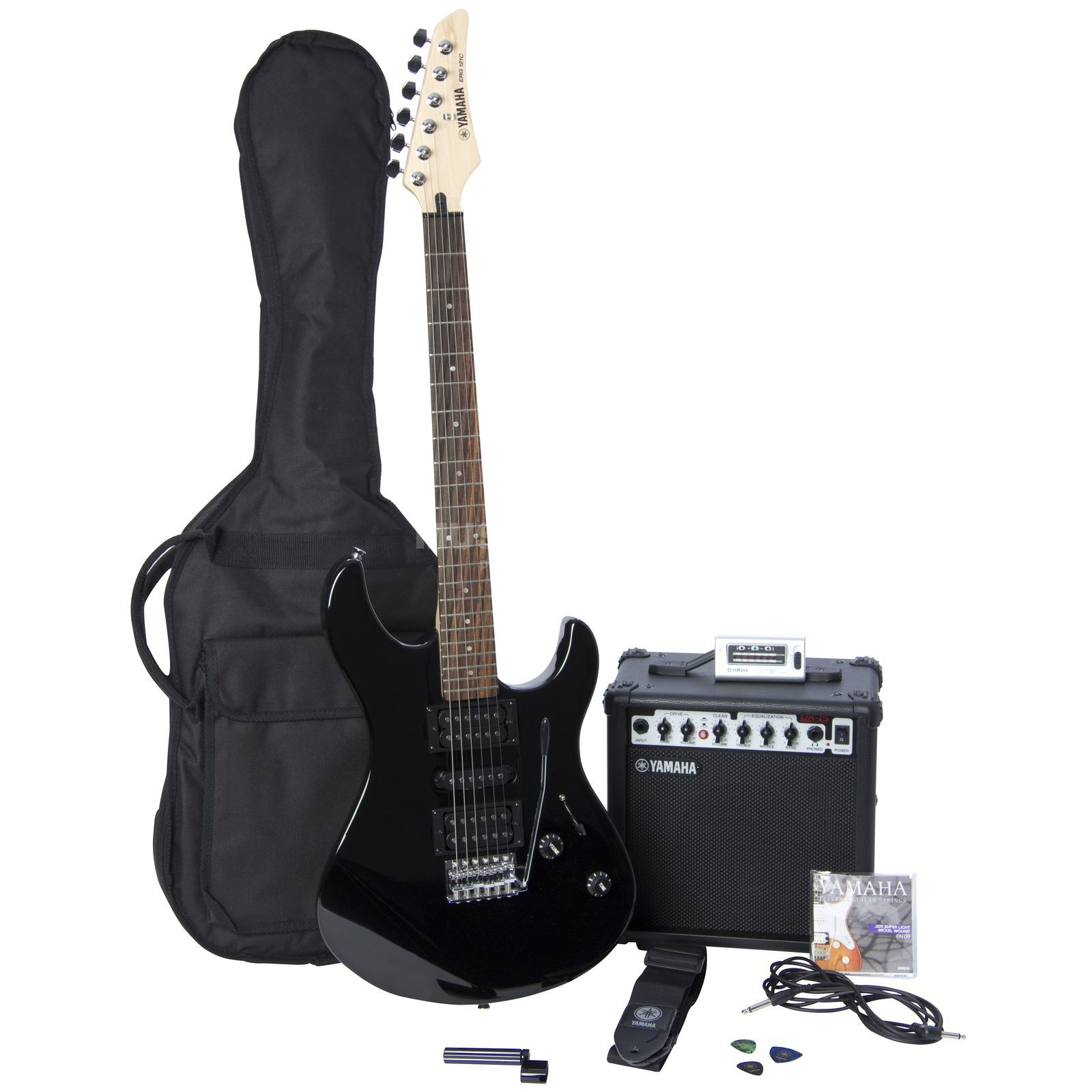 E-Gitarren bei MUSIC STORE professional