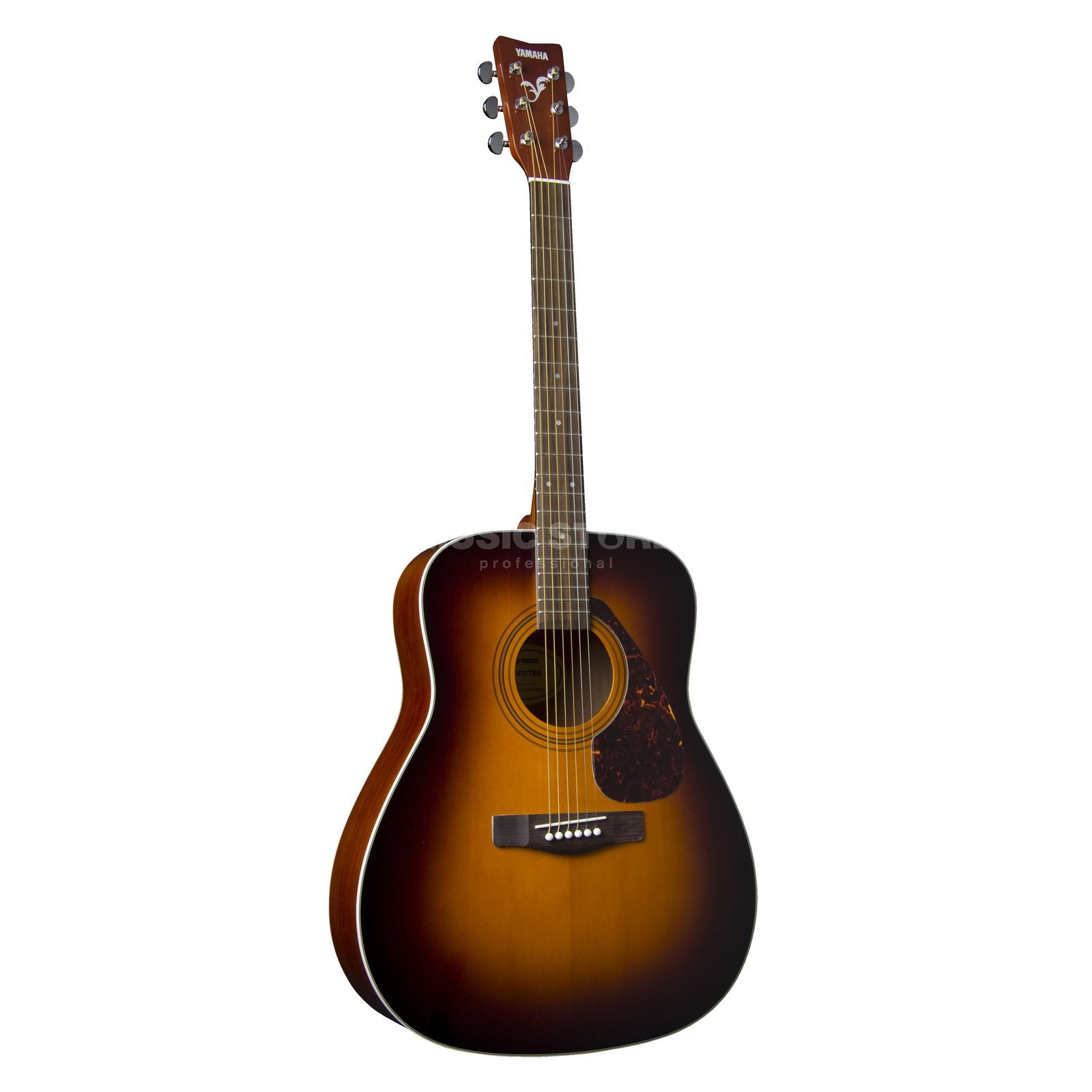 Yamaha F 370 TBS Tobacco Brown Sunburst Product Image