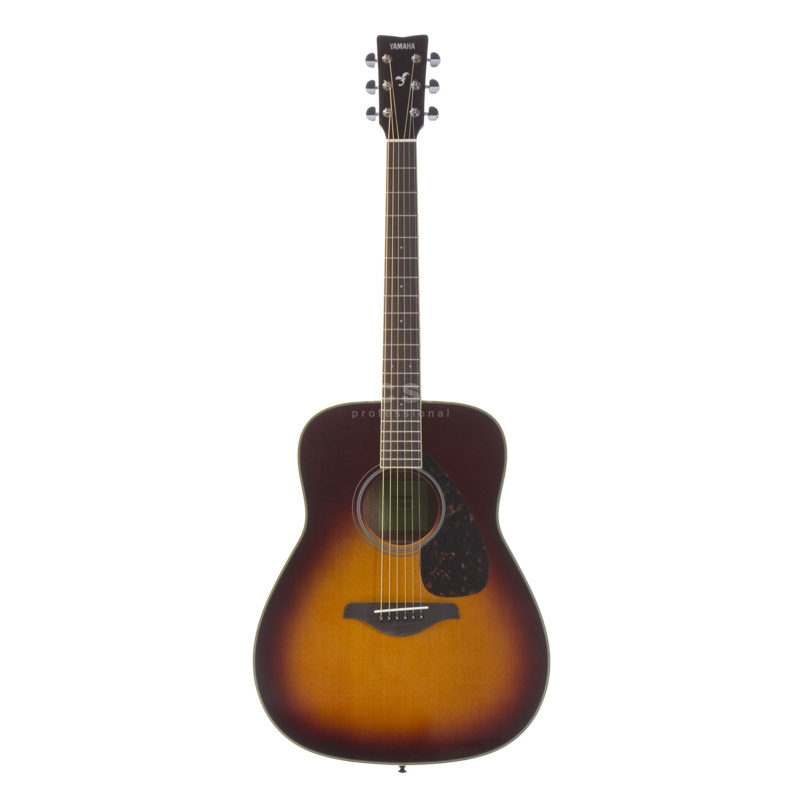Yamaha FG 820 BS Brown Sunburst Product Image