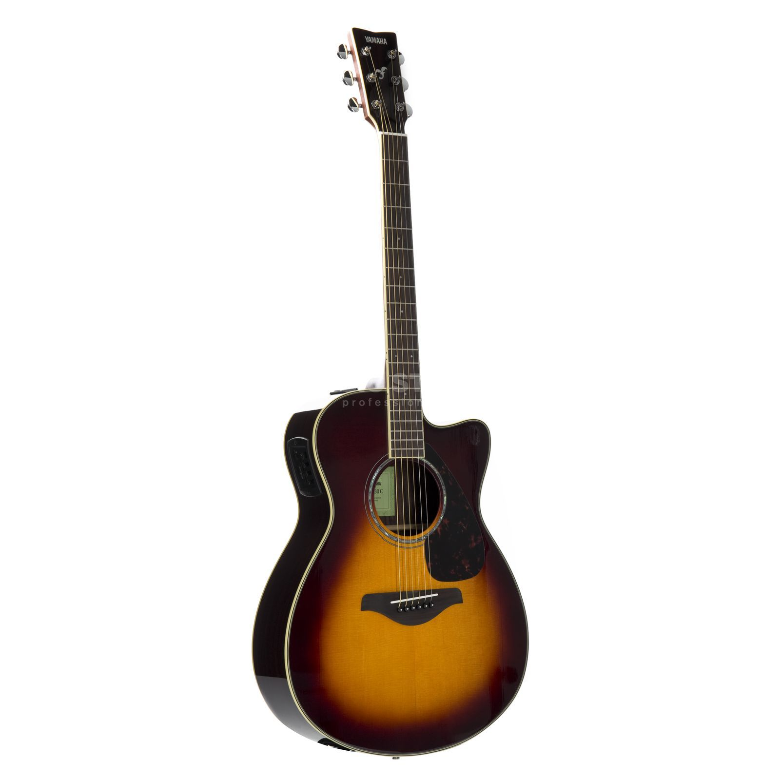 Yamaha FSX 830 C BS Brown Sunburst Produktbild