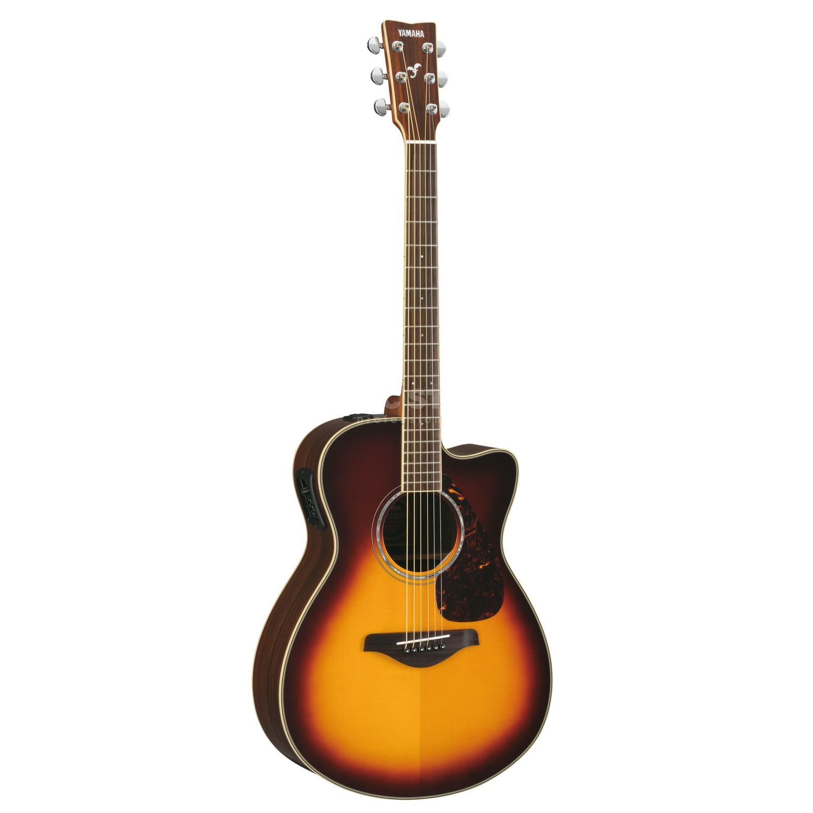 Yamaha FSX720SC BS Brown Sunburst Produktbild