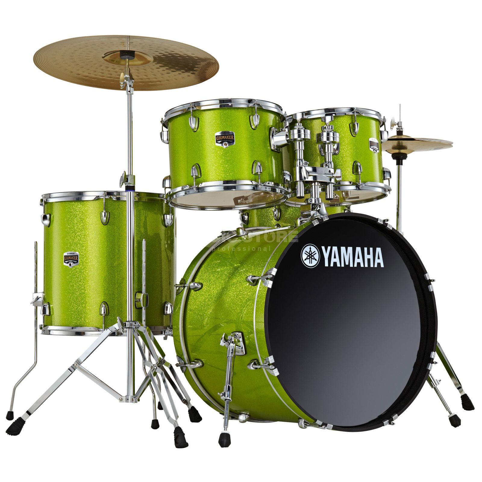 "Yamaha Gigmaker ""Studio"" GM0F5, White Grape Glitter #WGG Produktbild"