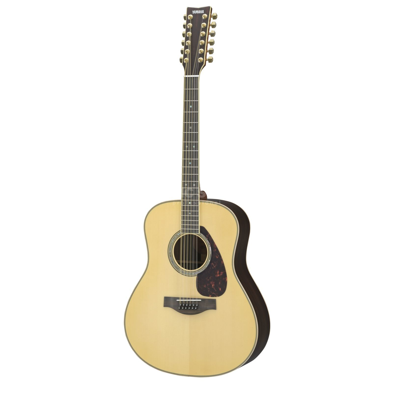 Yamaha LL 16-12 ARE NT 12-String Natural Produktbillede