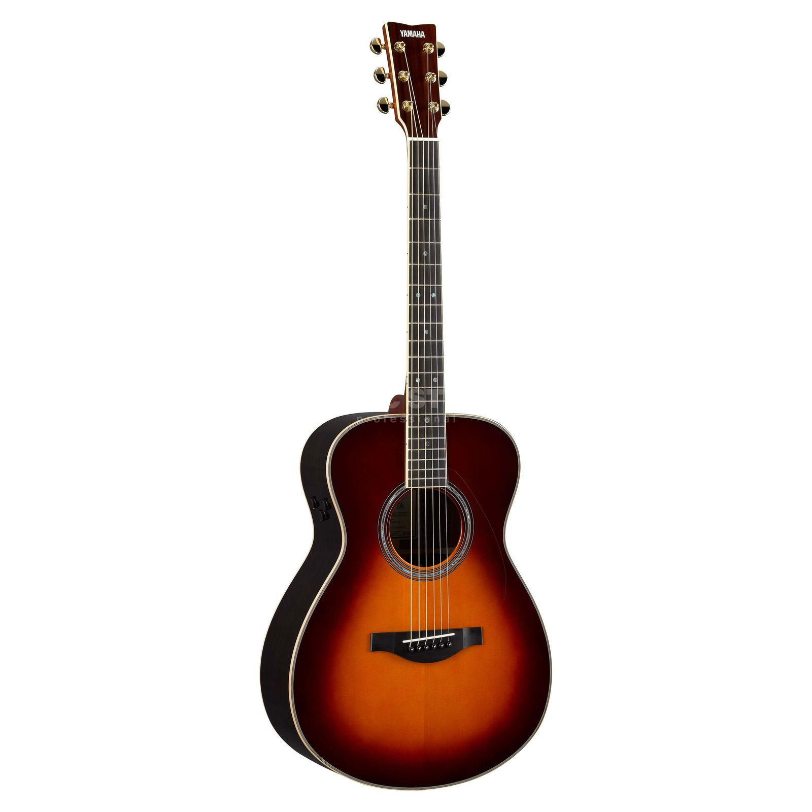 Yamaha LS-TA TransAcoustic BS Brown Sunburst Product Image
