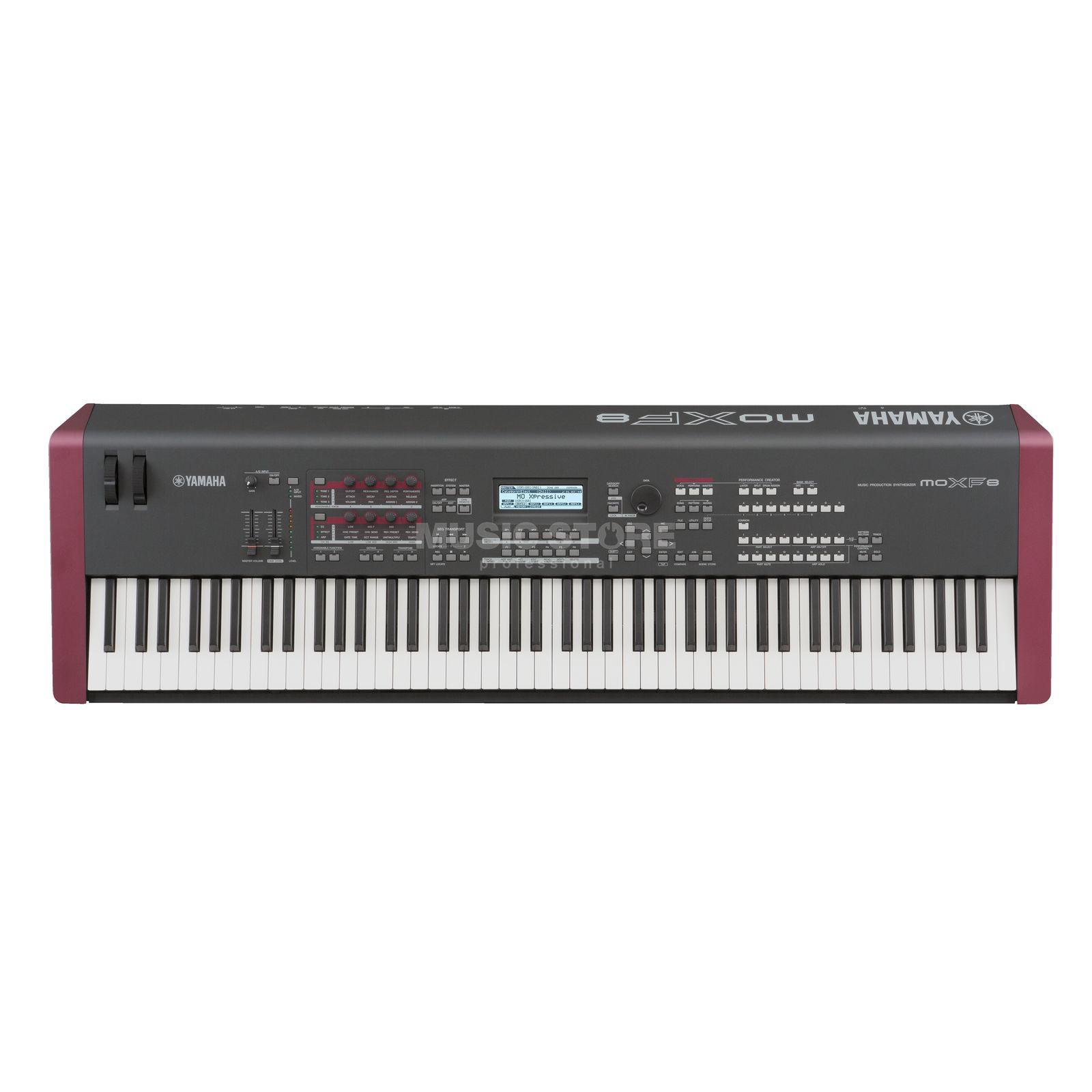Yamaha MOXF 8 Synthesizer Workstation Produktbillede