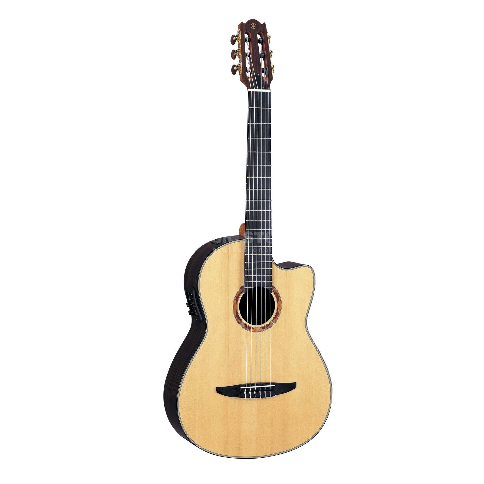 Yamaha NCX1200R Classical Electro Aco ustic Guitar, Natural   Produktbillede