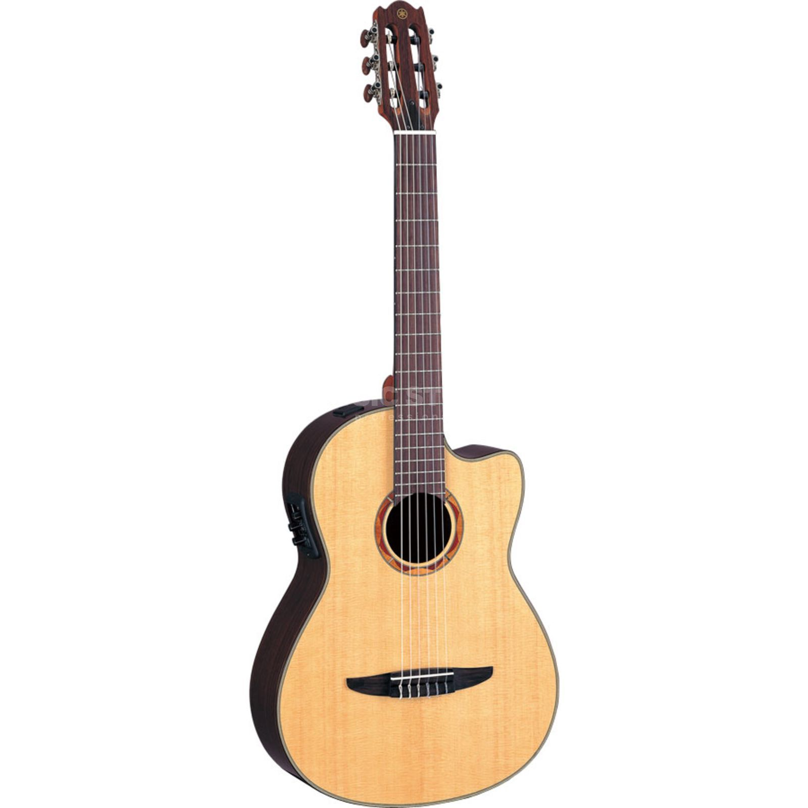 Yamaha NCX900R Classical Electro Acou stic Guitar   Produktbillede