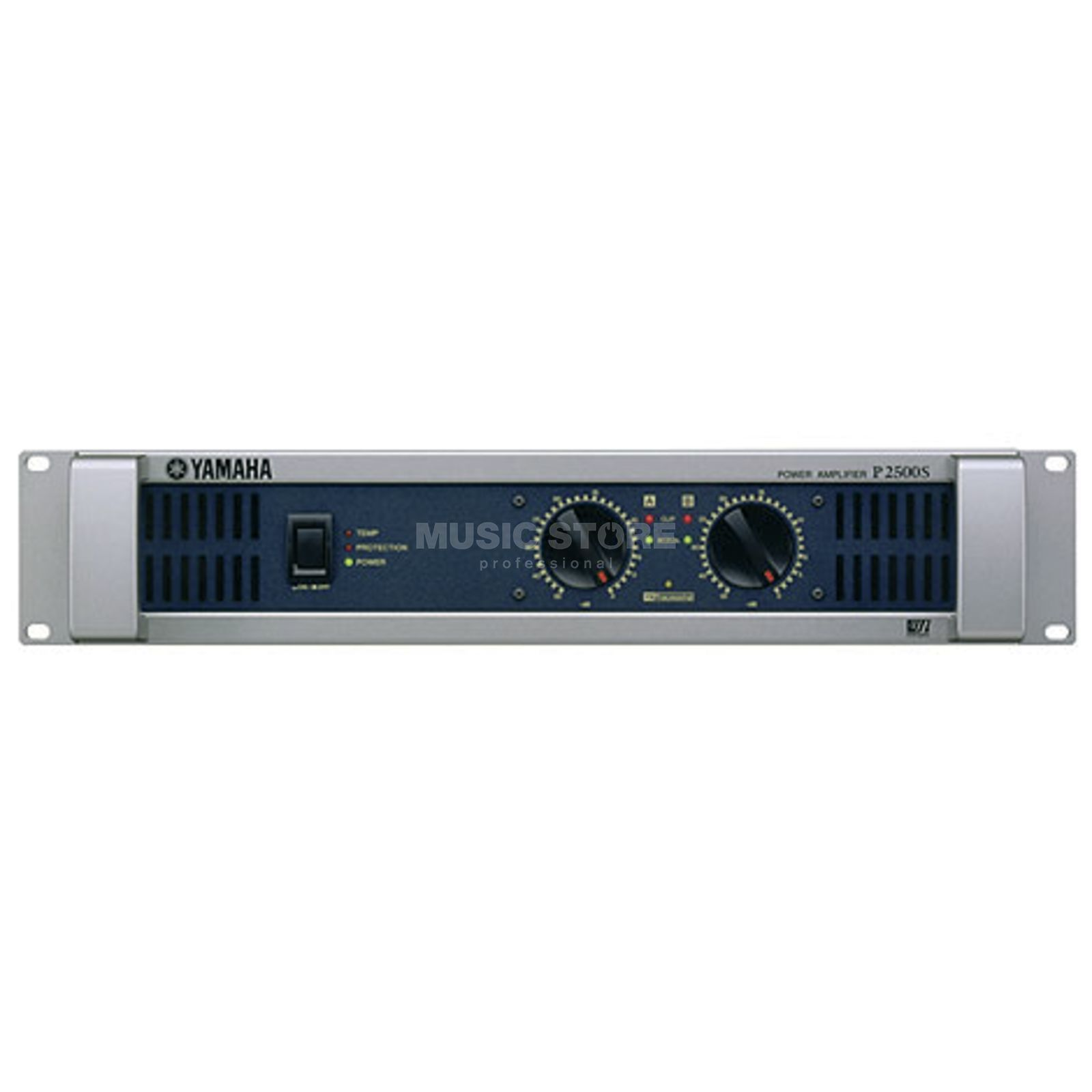 Yamaha P 2500S Amplifier, 390W/4Ohm Product Image