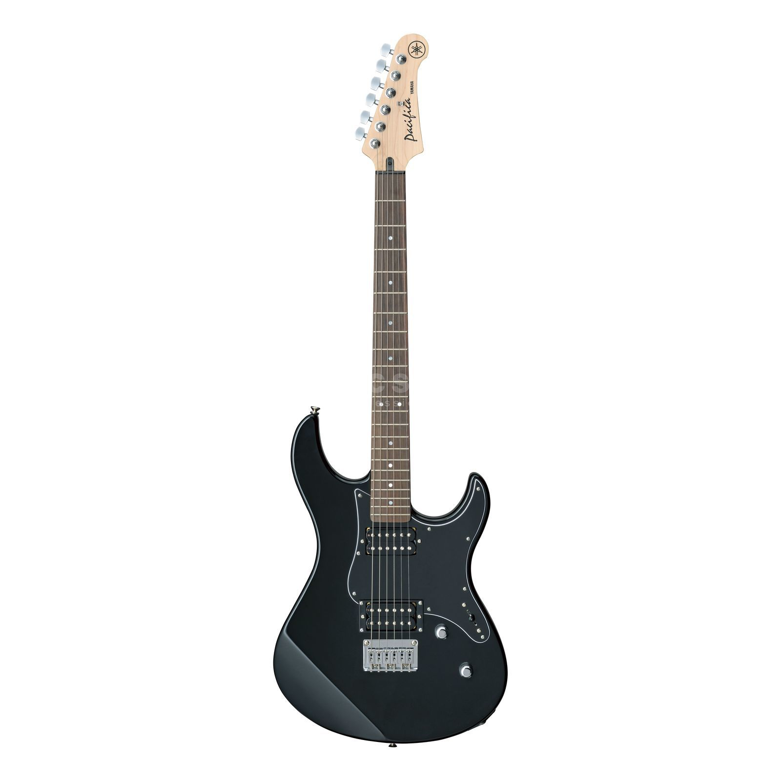 Yamaha PA120H Electric Guitar, Black    Produktbillede