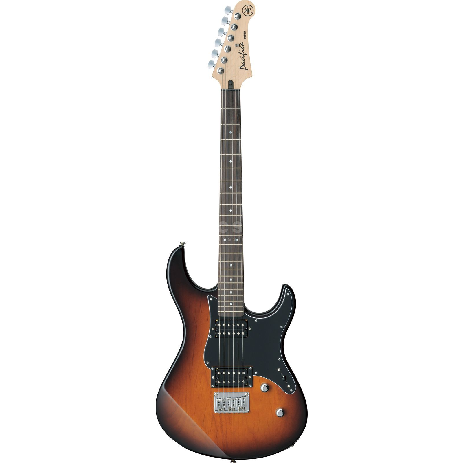 Yamaha PA120H Electric Guitar, Tobacc o Brown Sunburst   Produktbillede