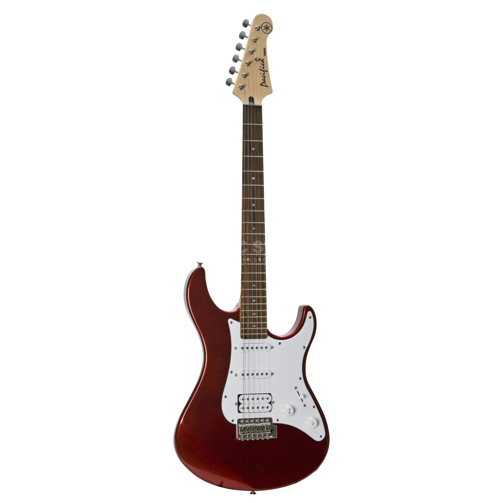 Yamaha Pacifica 012 Electric Guitar P ack, Red   Produktbillede
