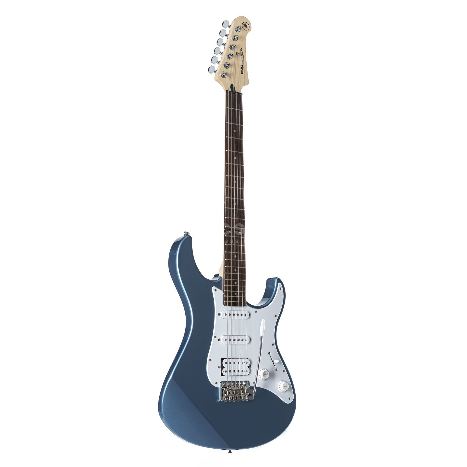 Yamaha Pacifica 112 J Lake Placid Blue, Rosewood Finger-Board Produktbillede
