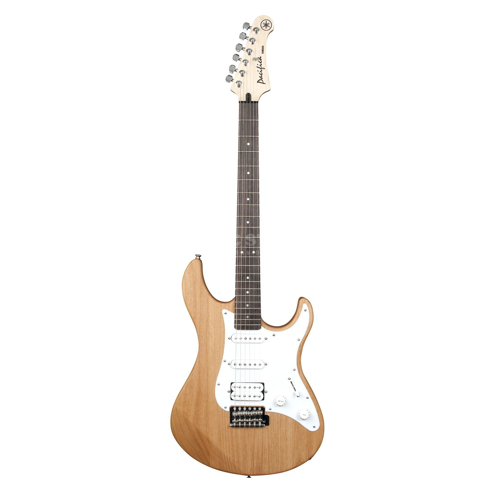 Yamaha Pacifica 112 YNS Yellow Natural Satin Produktbillede